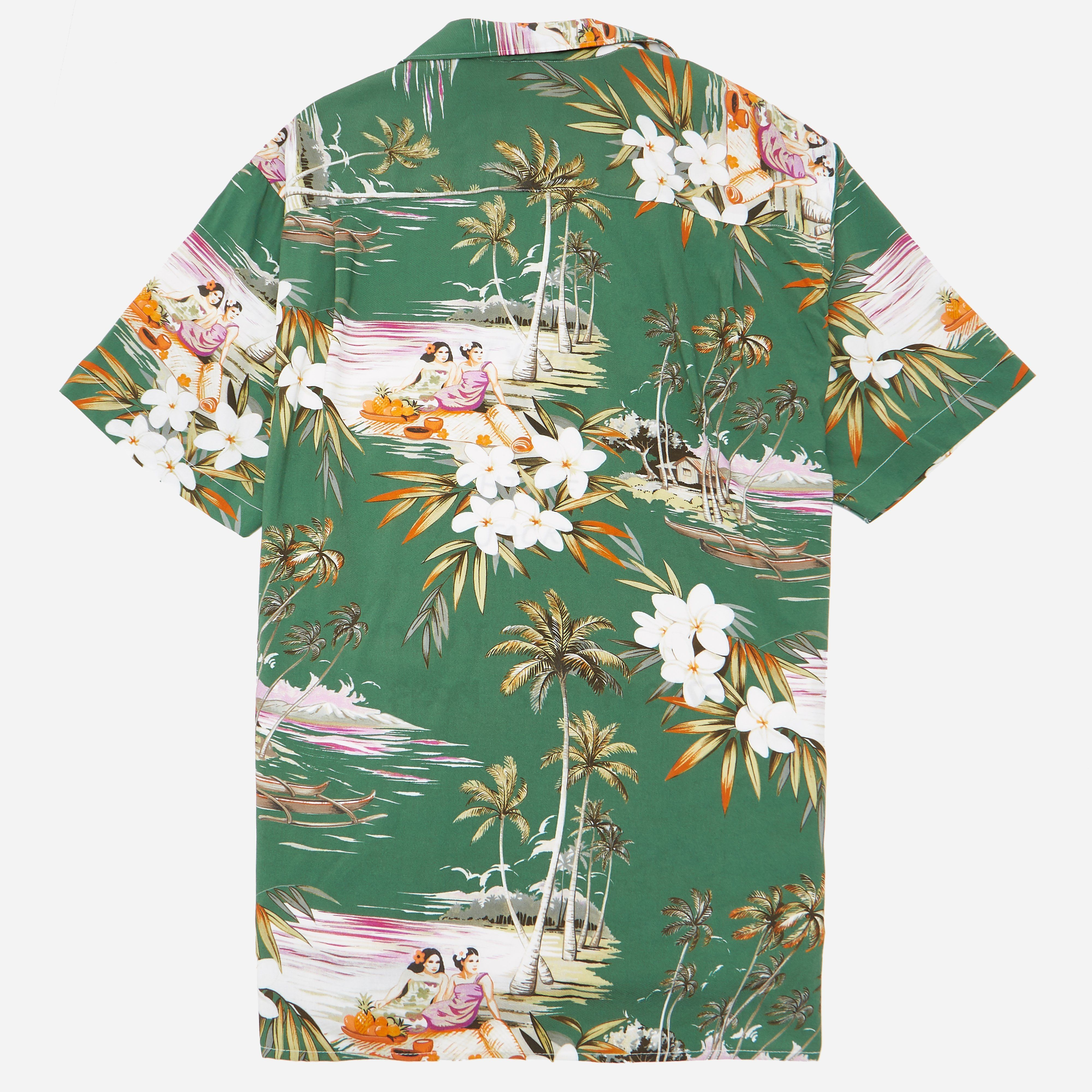 Gitman Vintage Aloha Camp Shirt