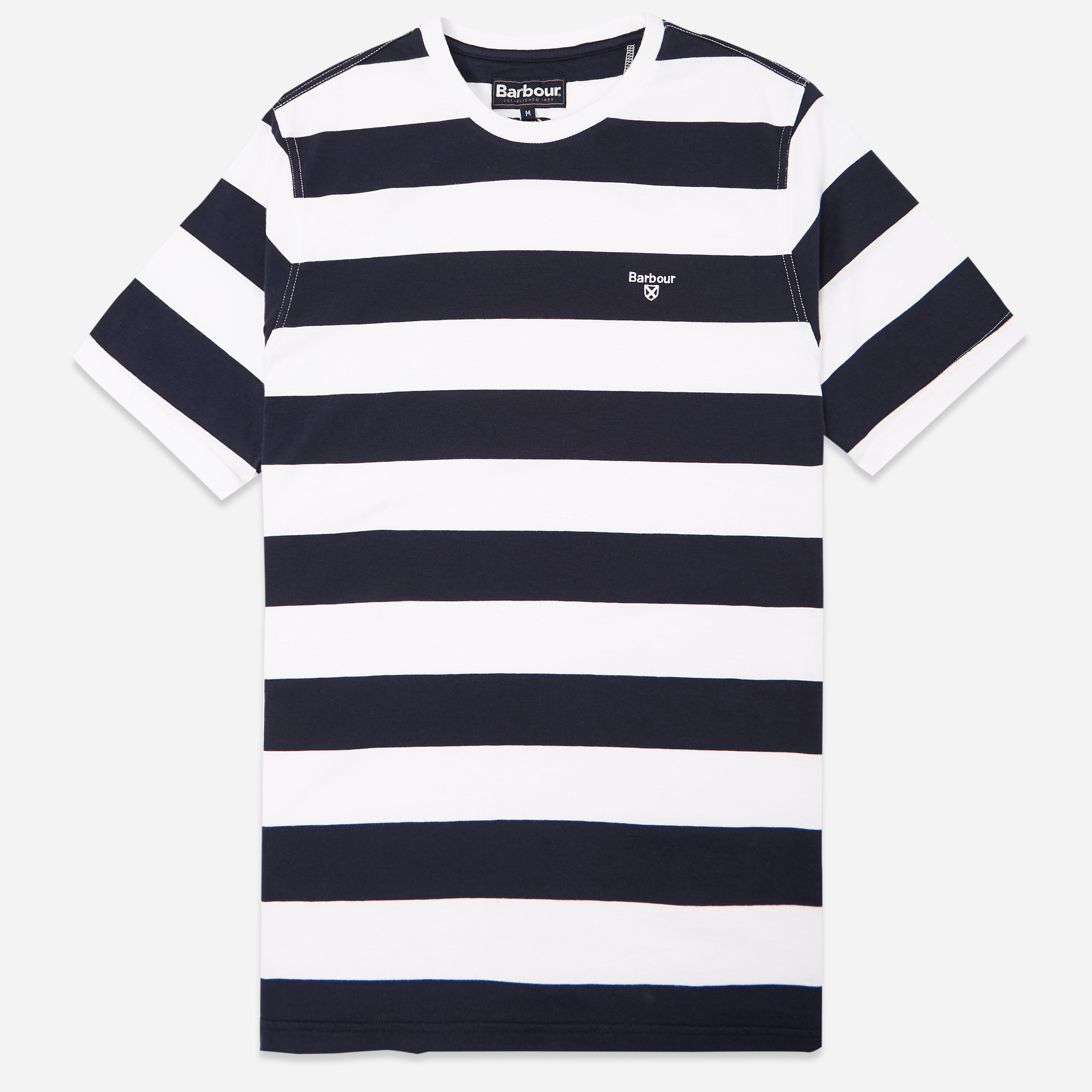 Barbour Bass Stripe T-shirt