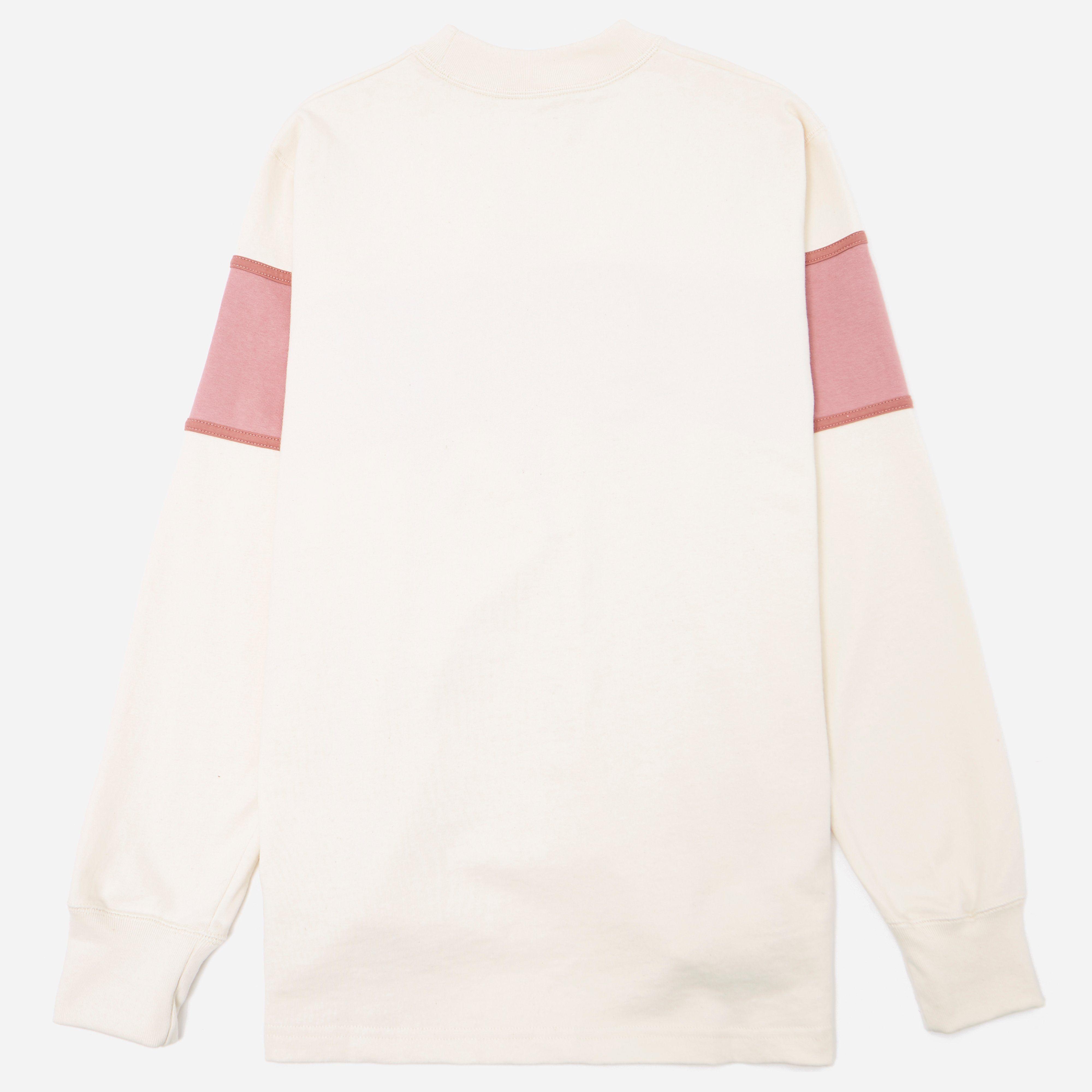 Aime Leon Dore Colour Blocked Crew Sweatshirt