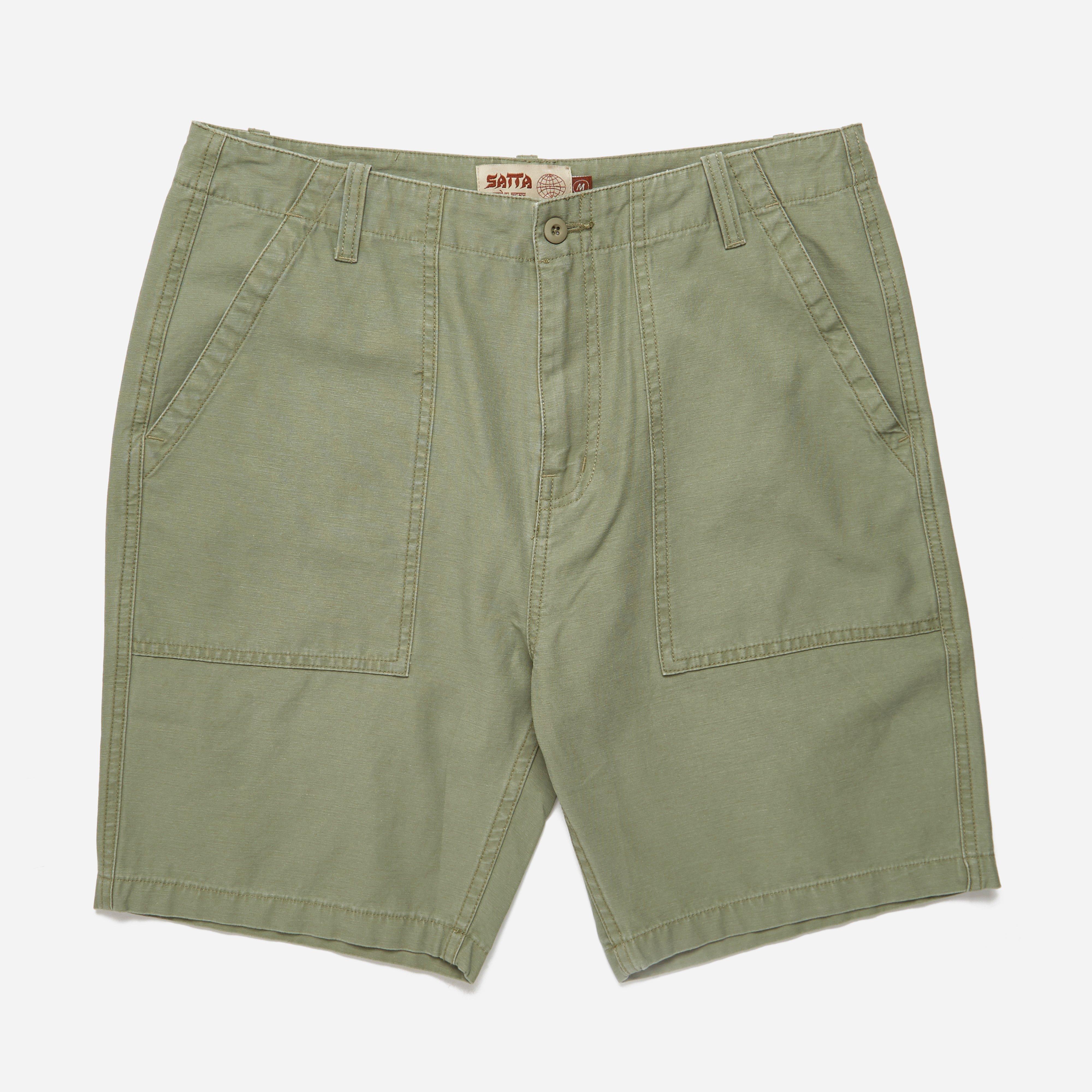 Satta Utility Shorts