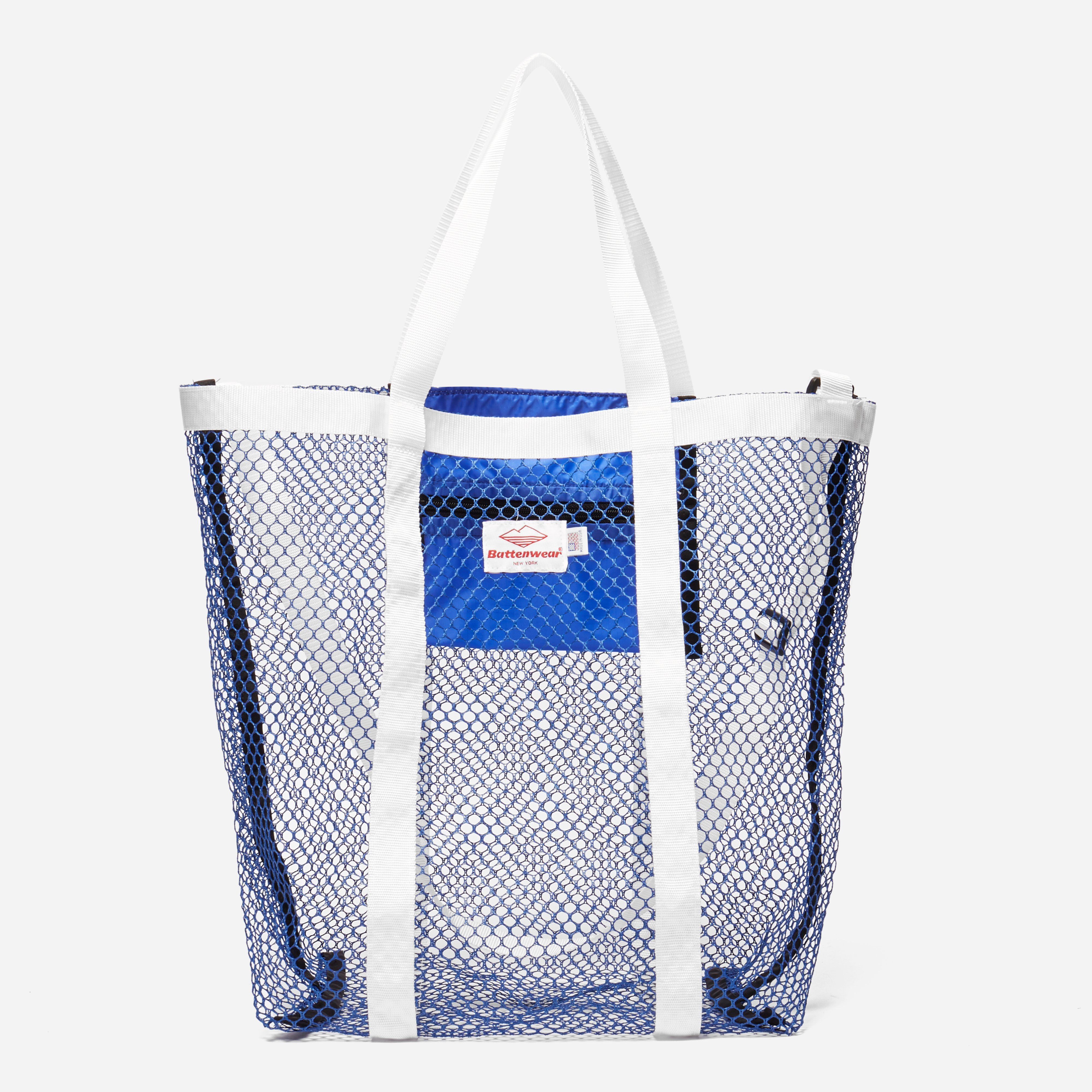 Battenwear Mesh Tote Bag