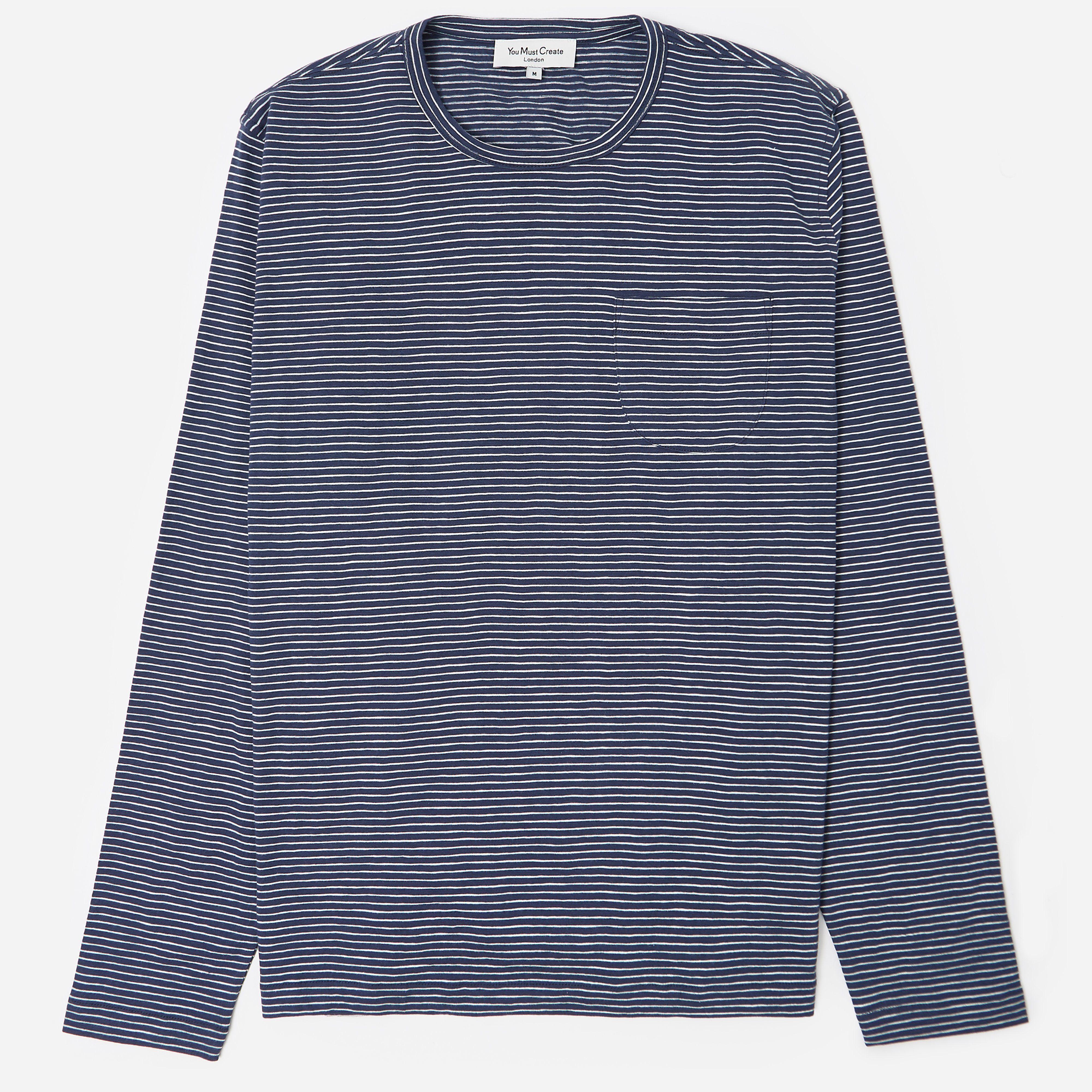 YMC Matisse Long Sleeve T-shirt