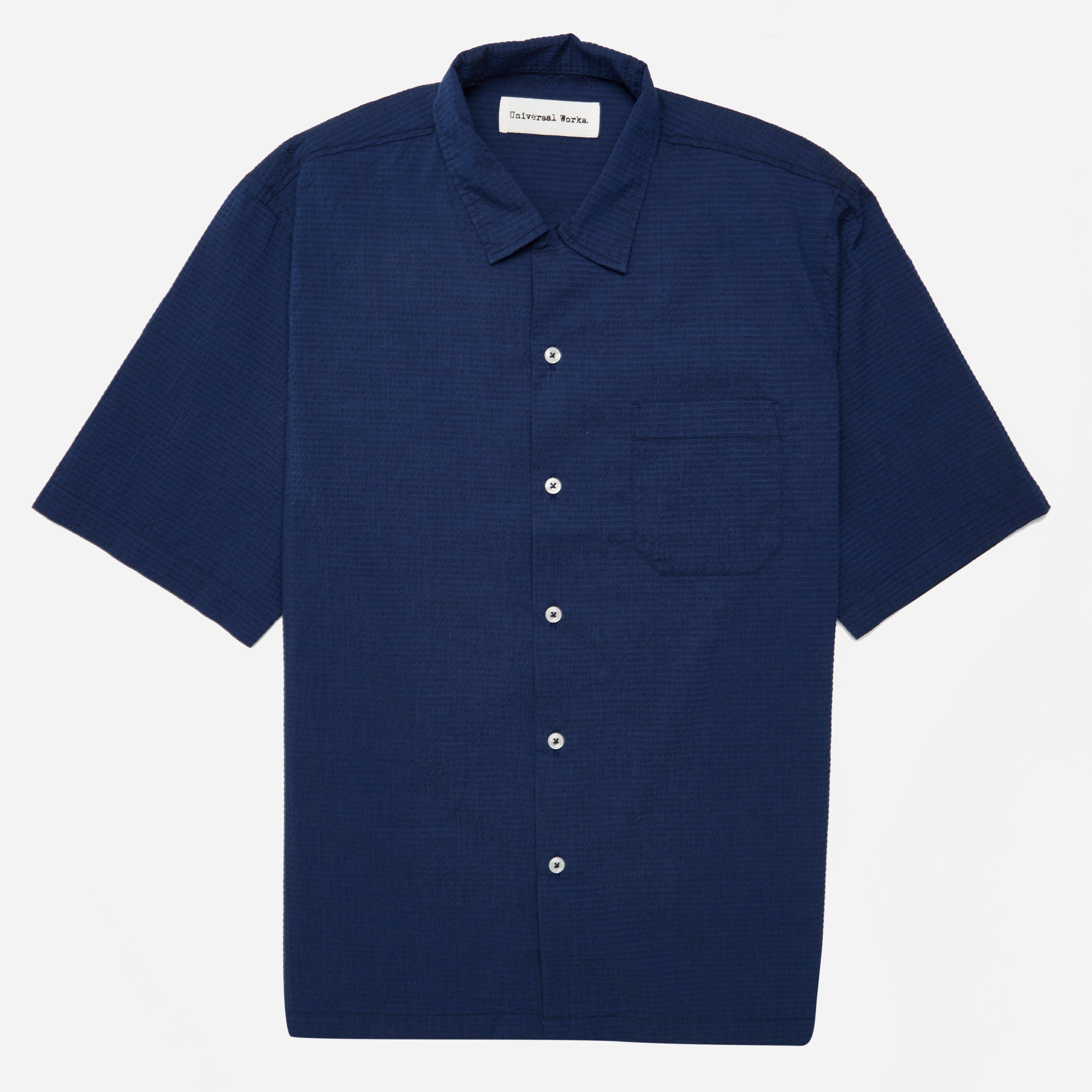 Universal Works Mambo Cotton Road Shirt