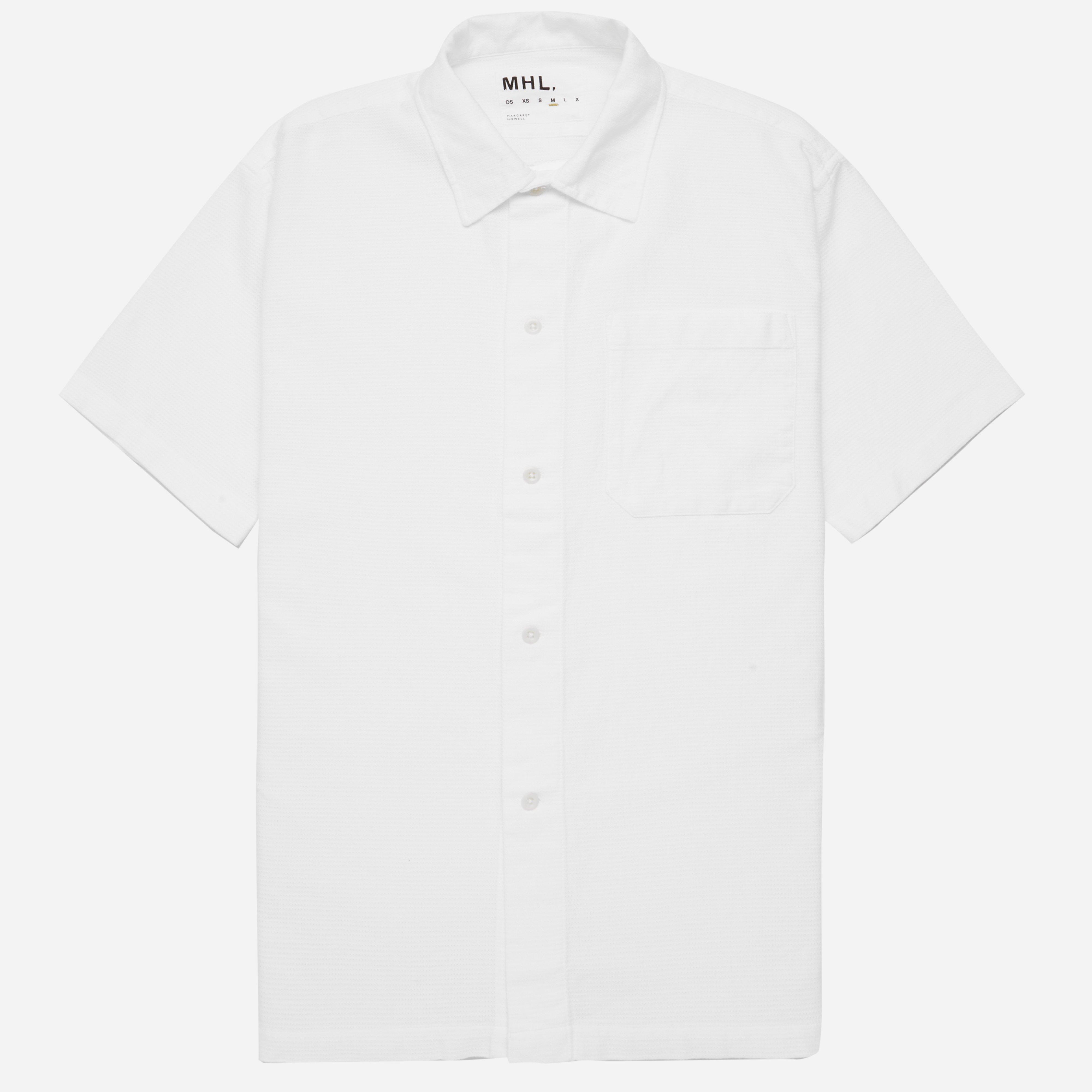 MHL Airtex Simple Shirt