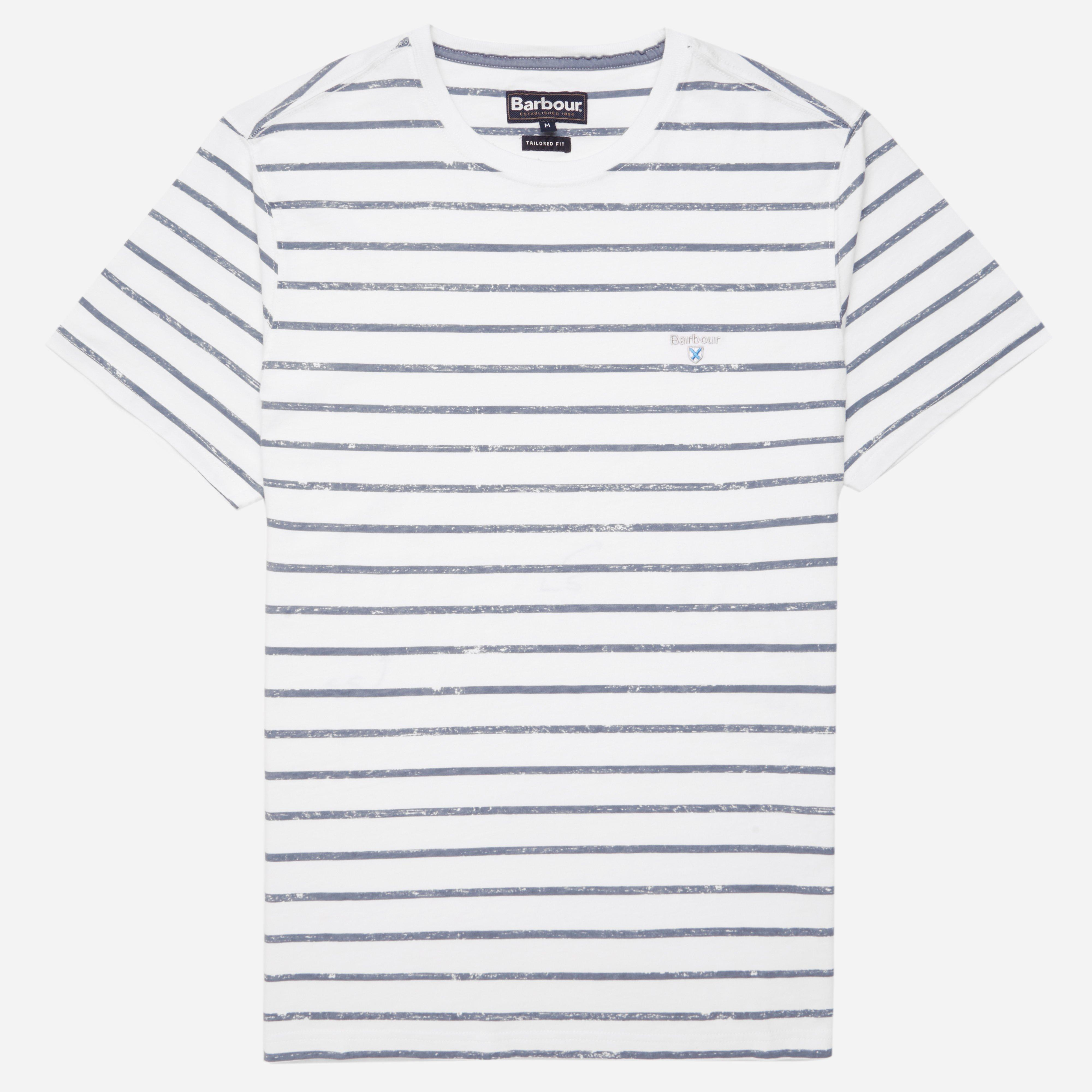 Barbour Dalewood Stripe Tee