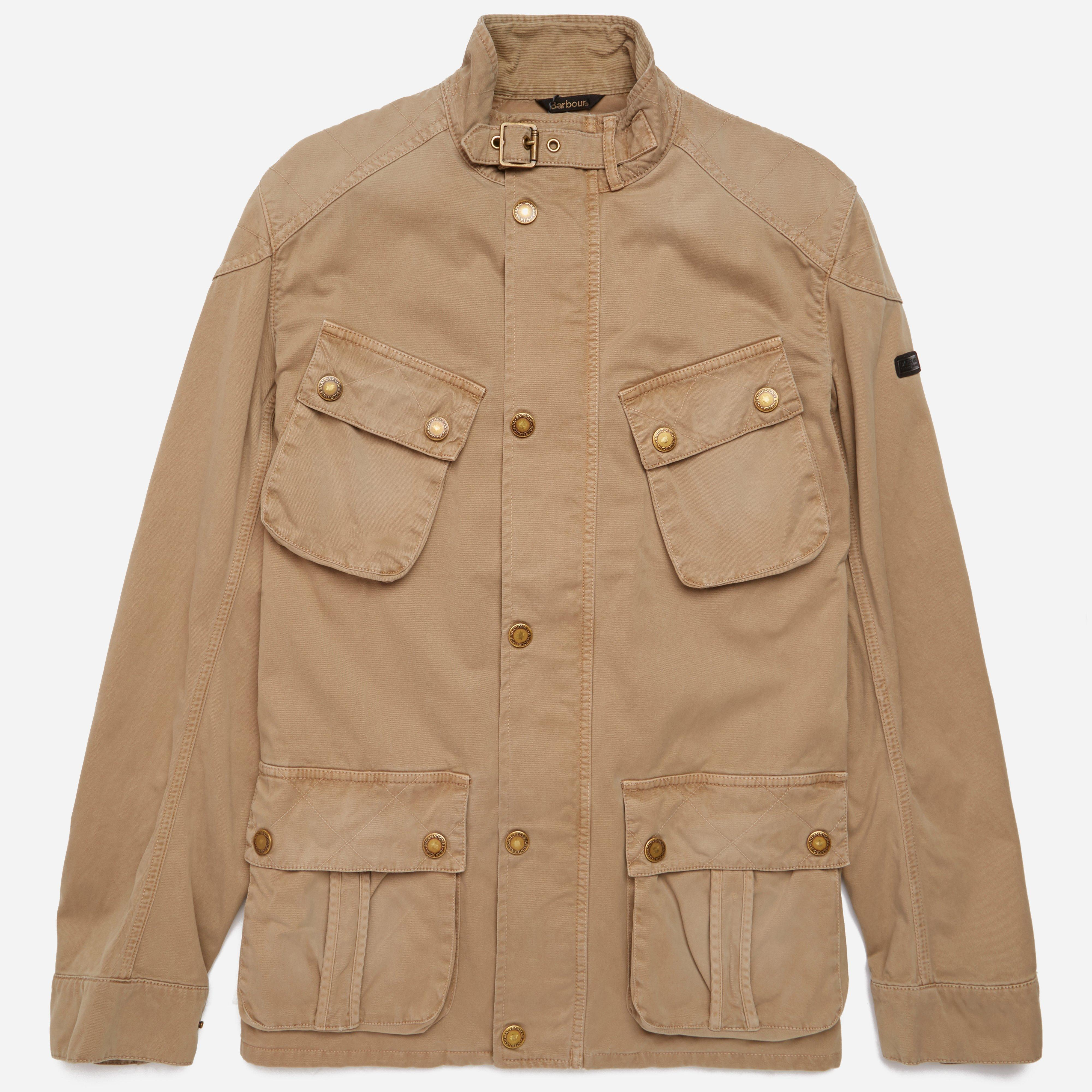 Barbour International Rumble Jacket