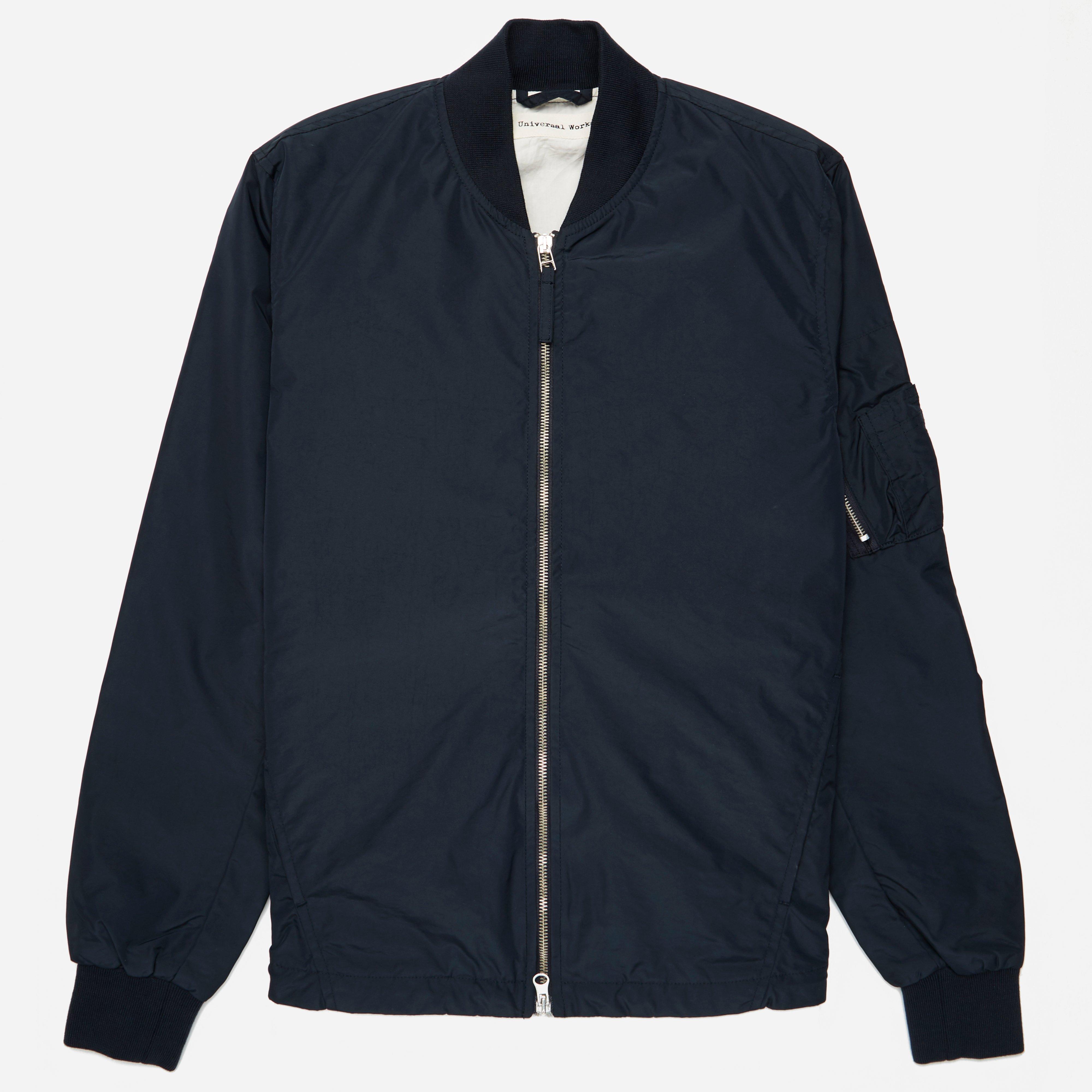 Universal Works Idra Nylon UW/MA1 Jacket
