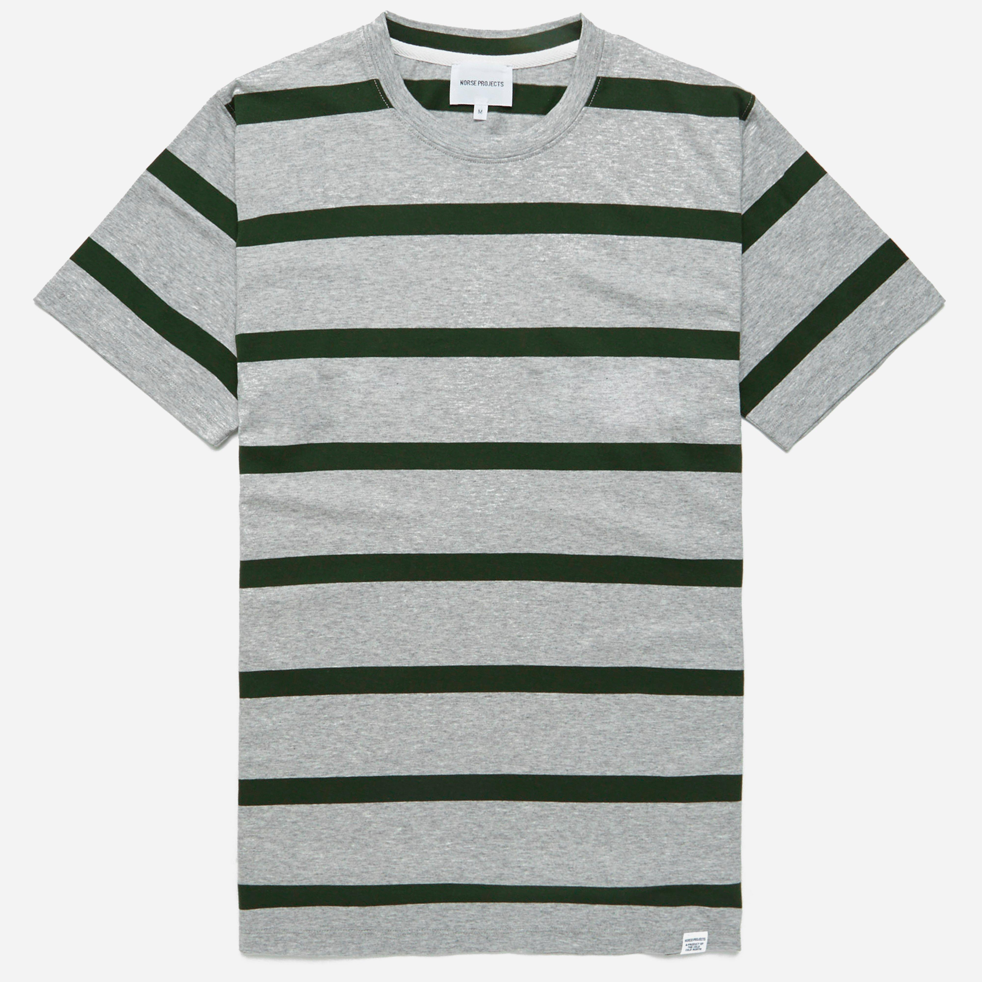 Norse Projects Niels Industrial Stripe T-shirt