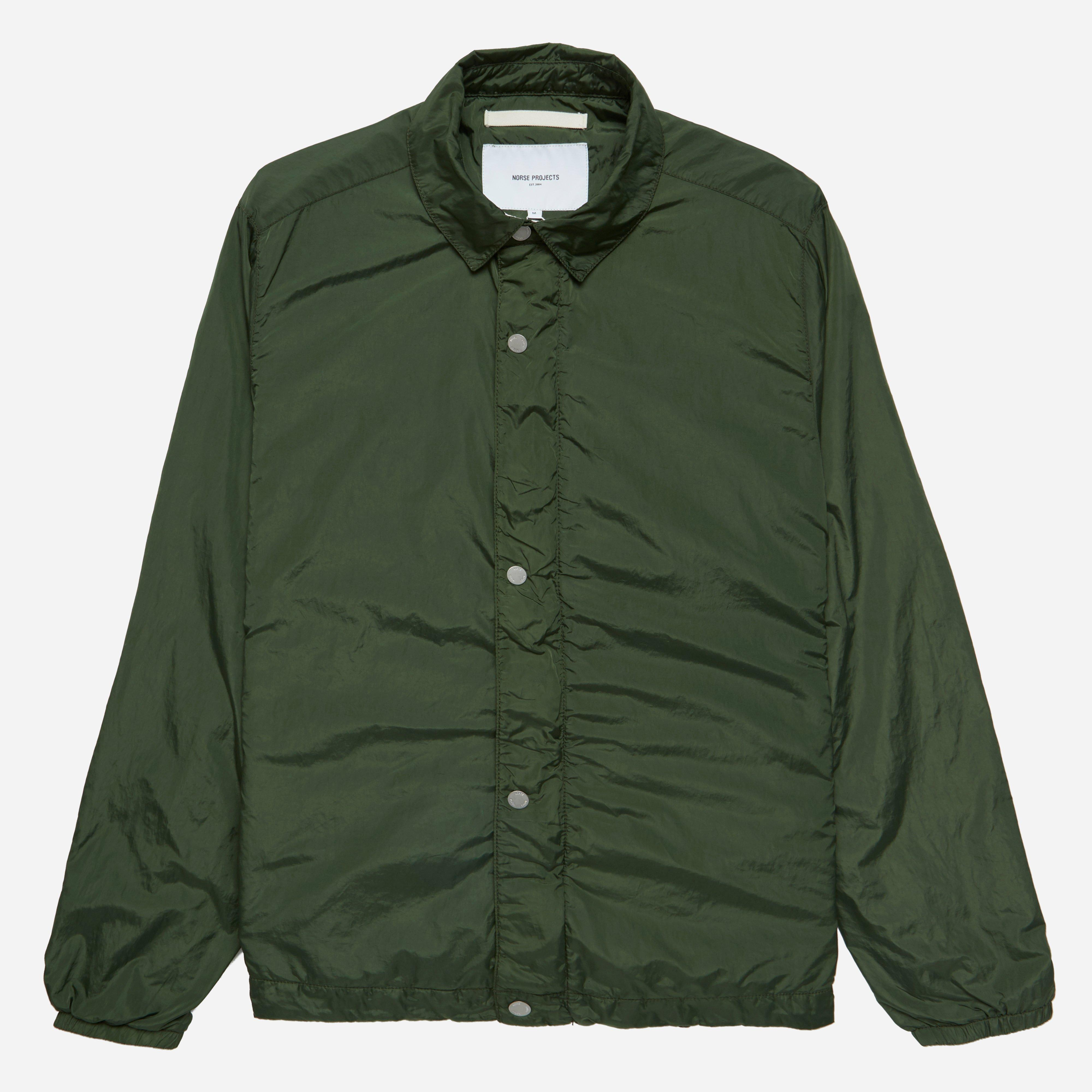 Norse Projects Svend Garment Dye Nylon Jacket