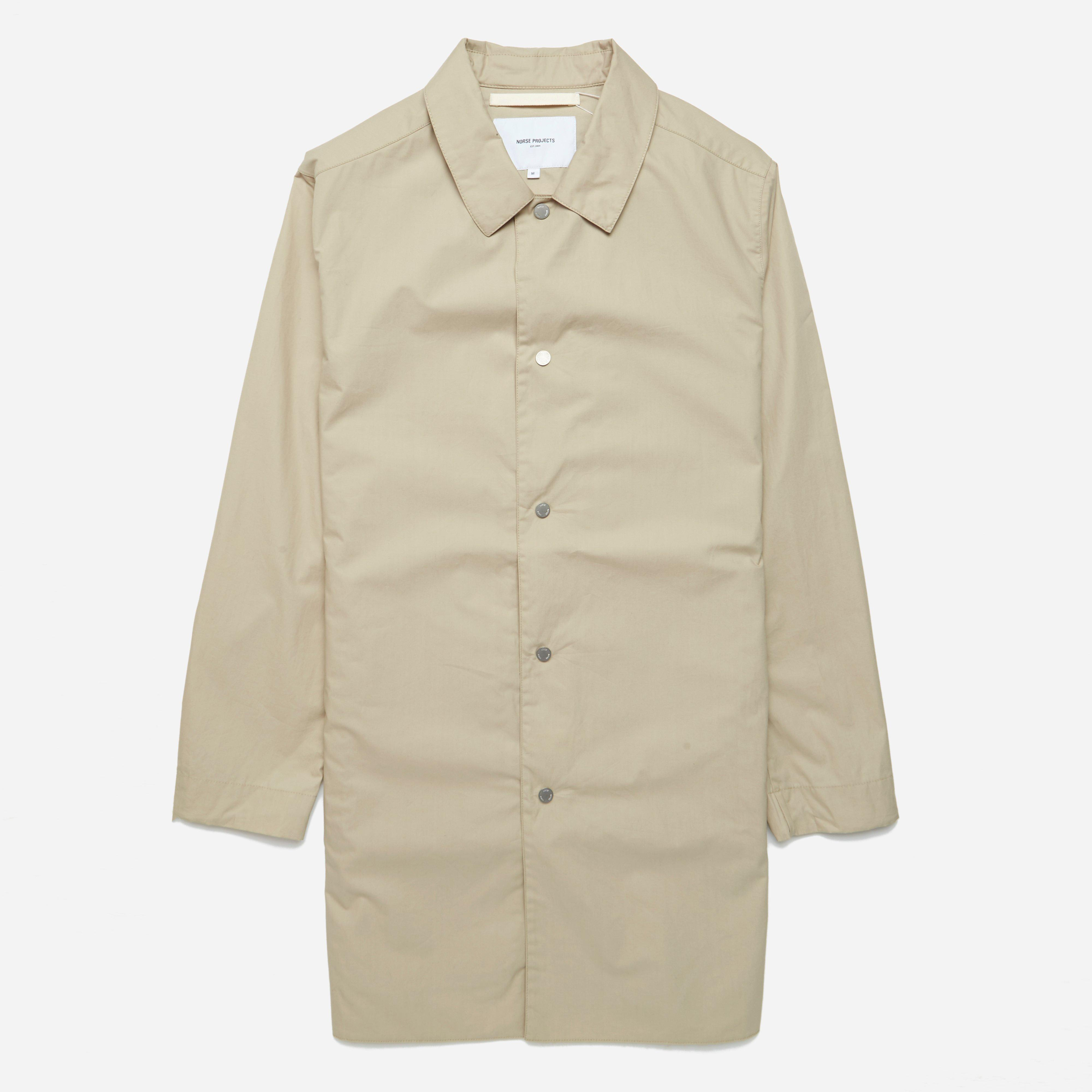 Norse Projects Thor Technical Poplin Jacket