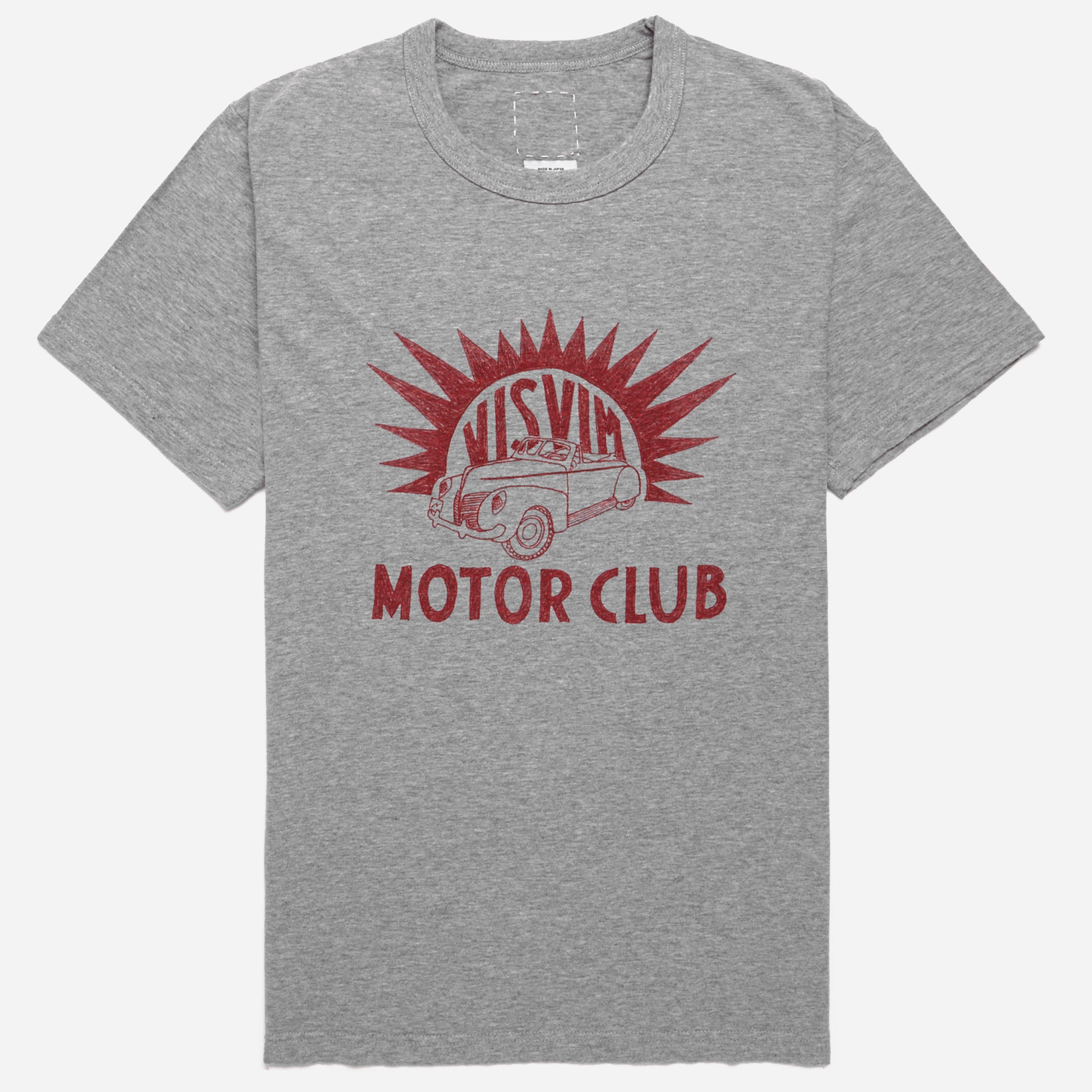 Visvim Motor Cycle Club T-shirt