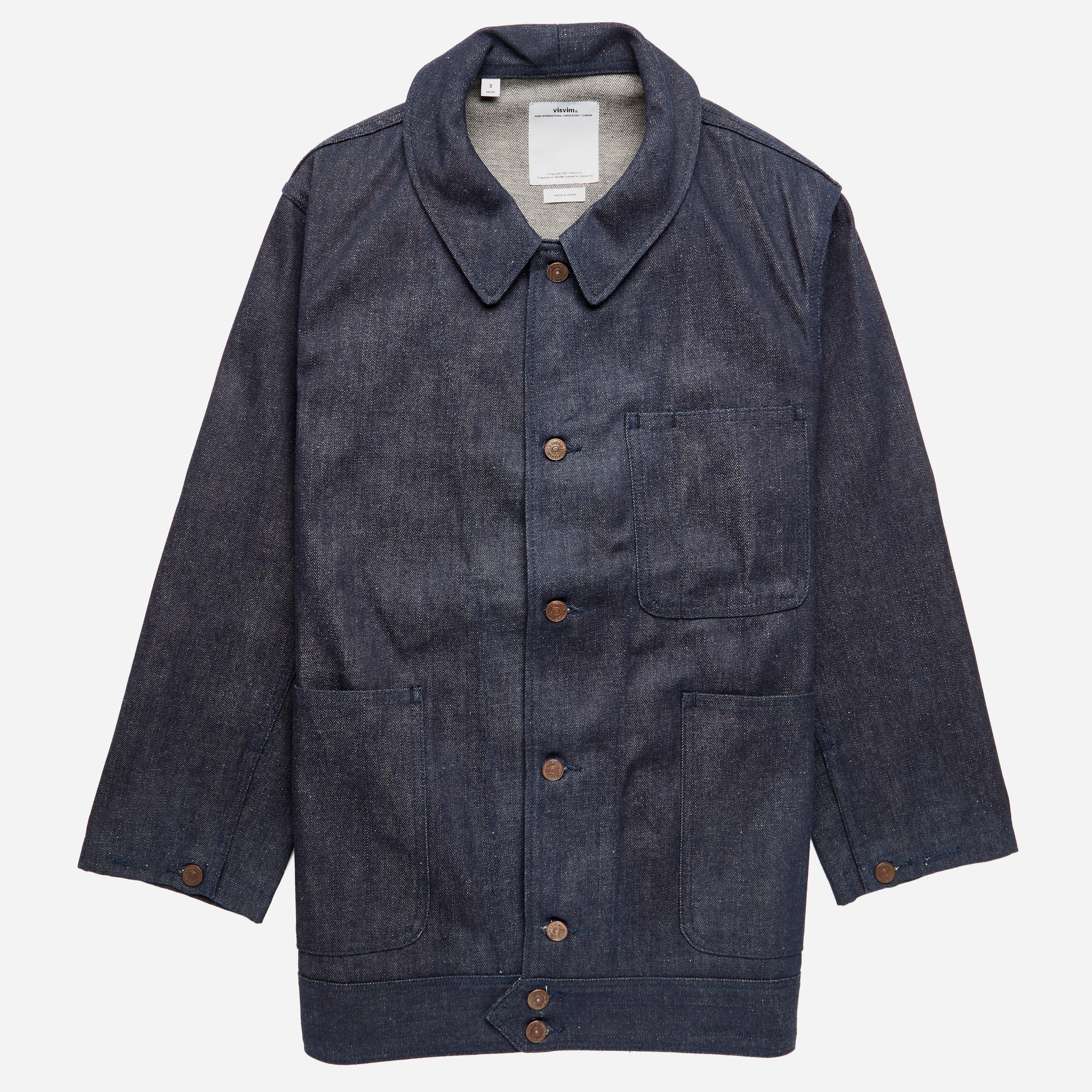Visvim Benny Coverall Jacket