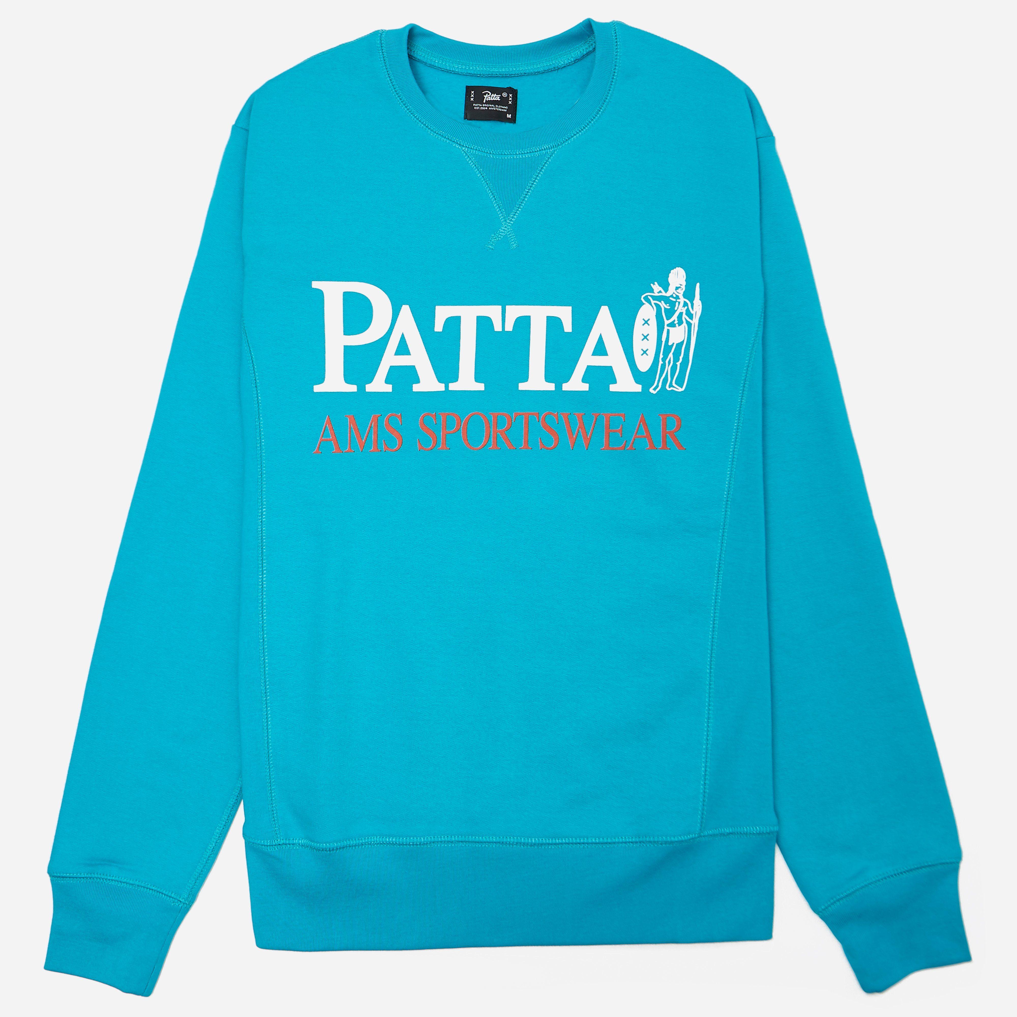 Patta Inji Crewneck Sweatshirt