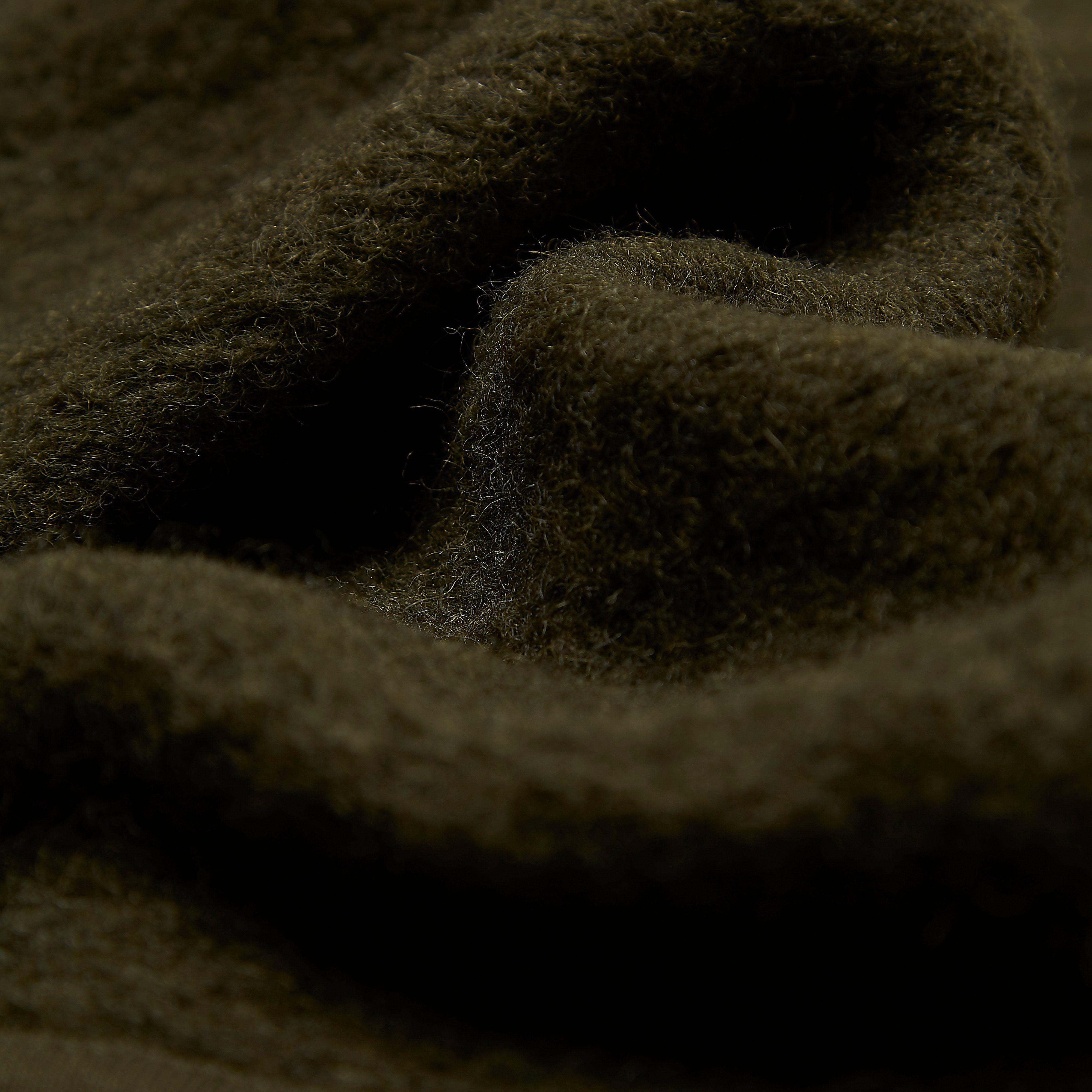Universal Works Zip Wool Fleece Gilet