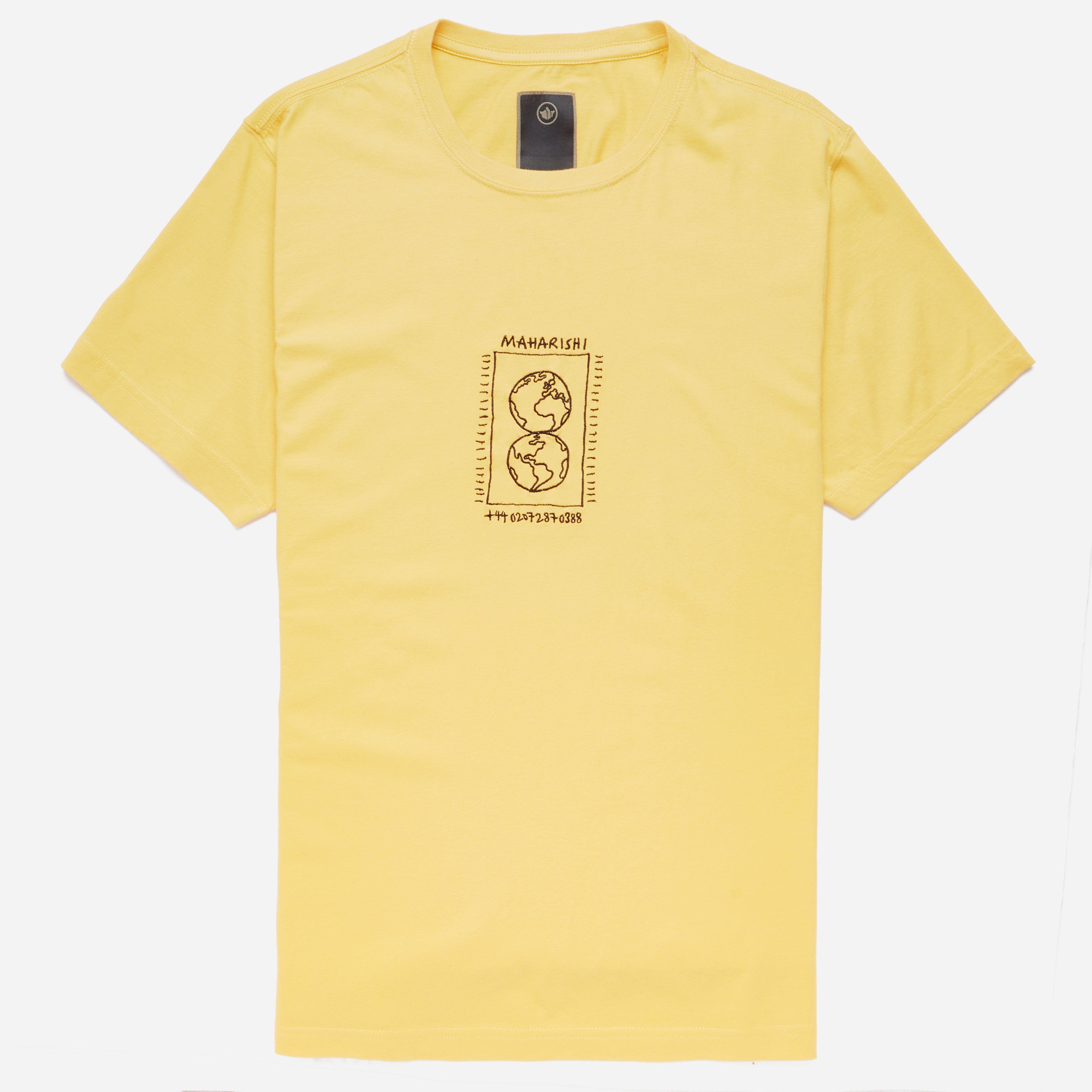 maharishi Monde Deux T-shirt