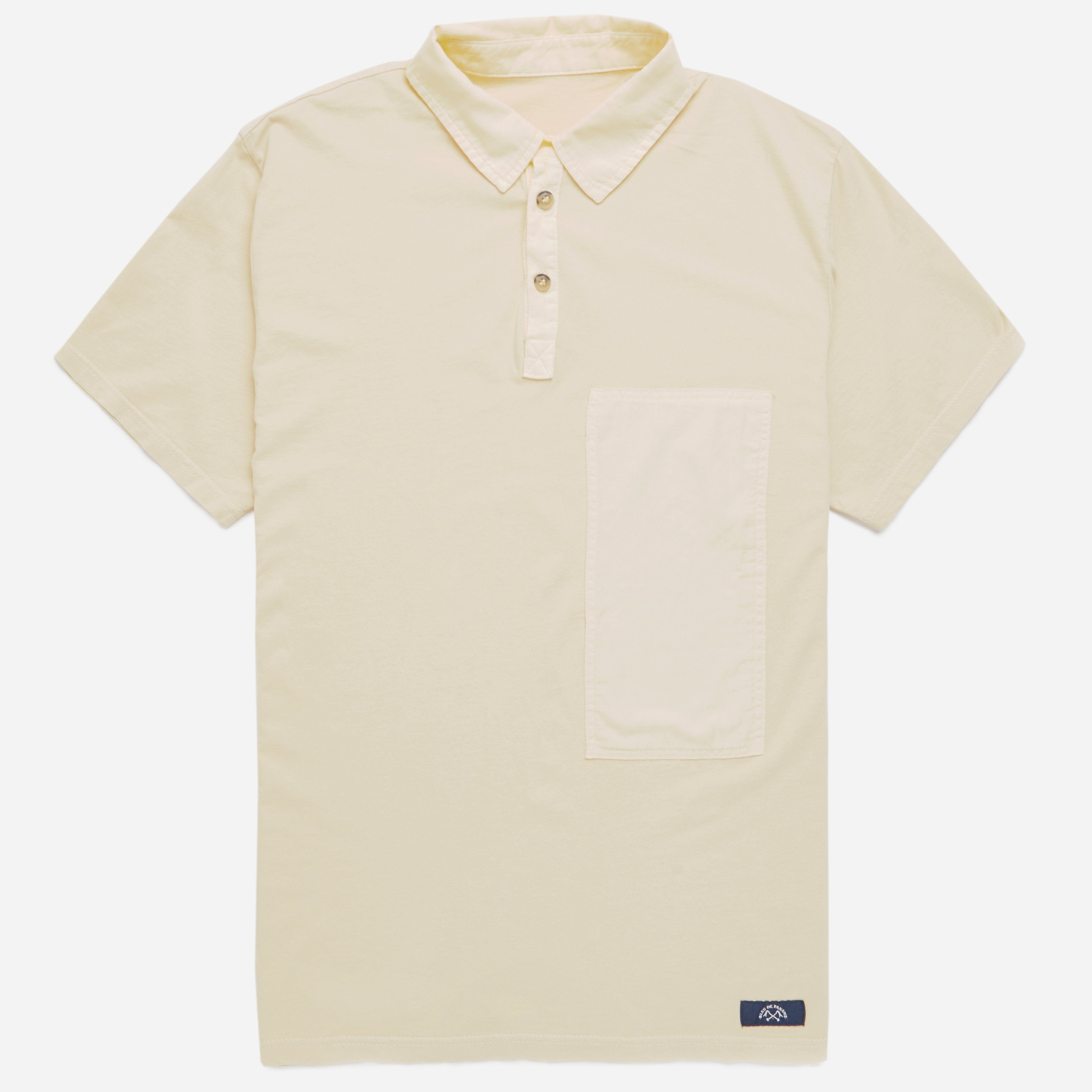 Bleu De Paname Pocket Polo Shirt