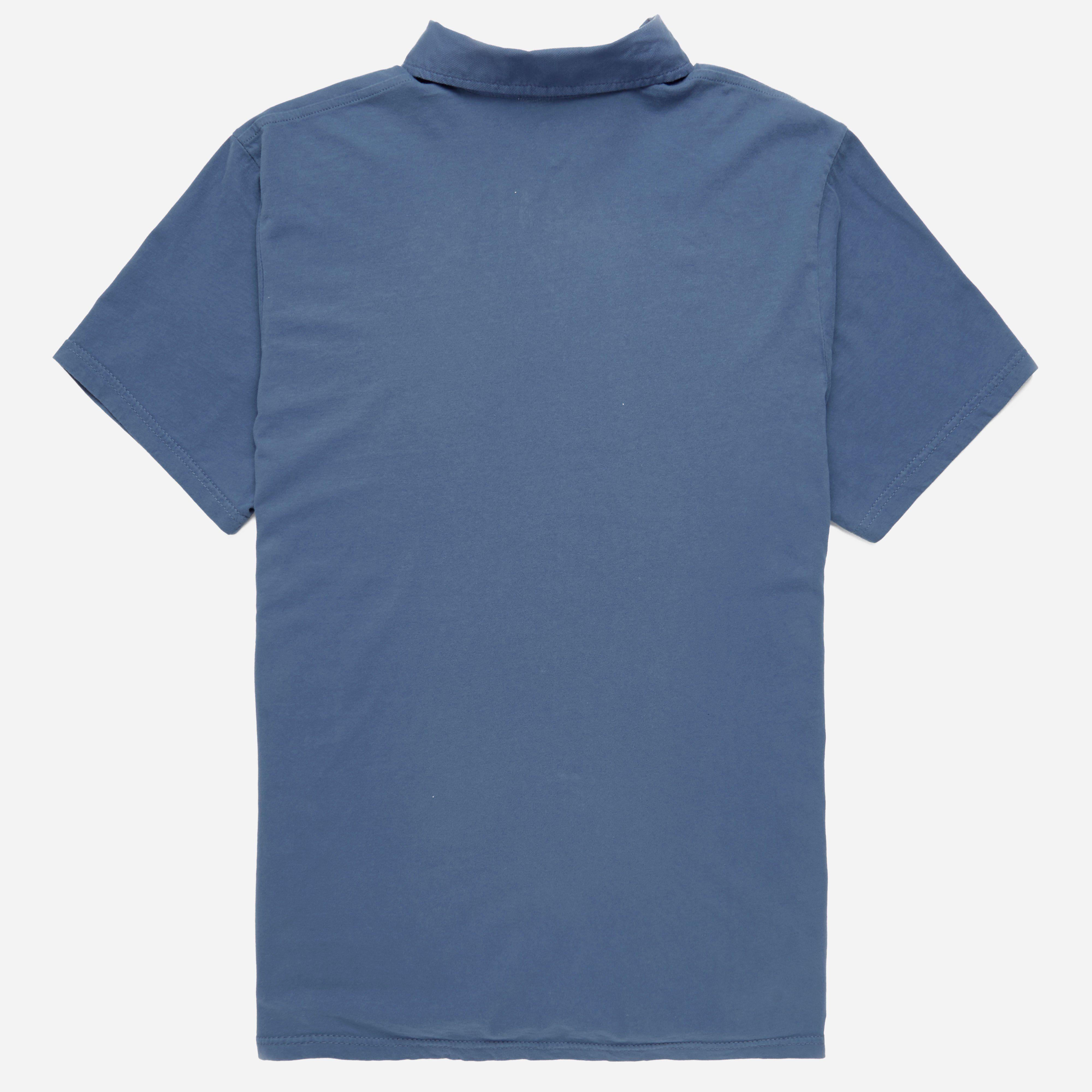 Bleu De Paname Pocket Polo Shirt