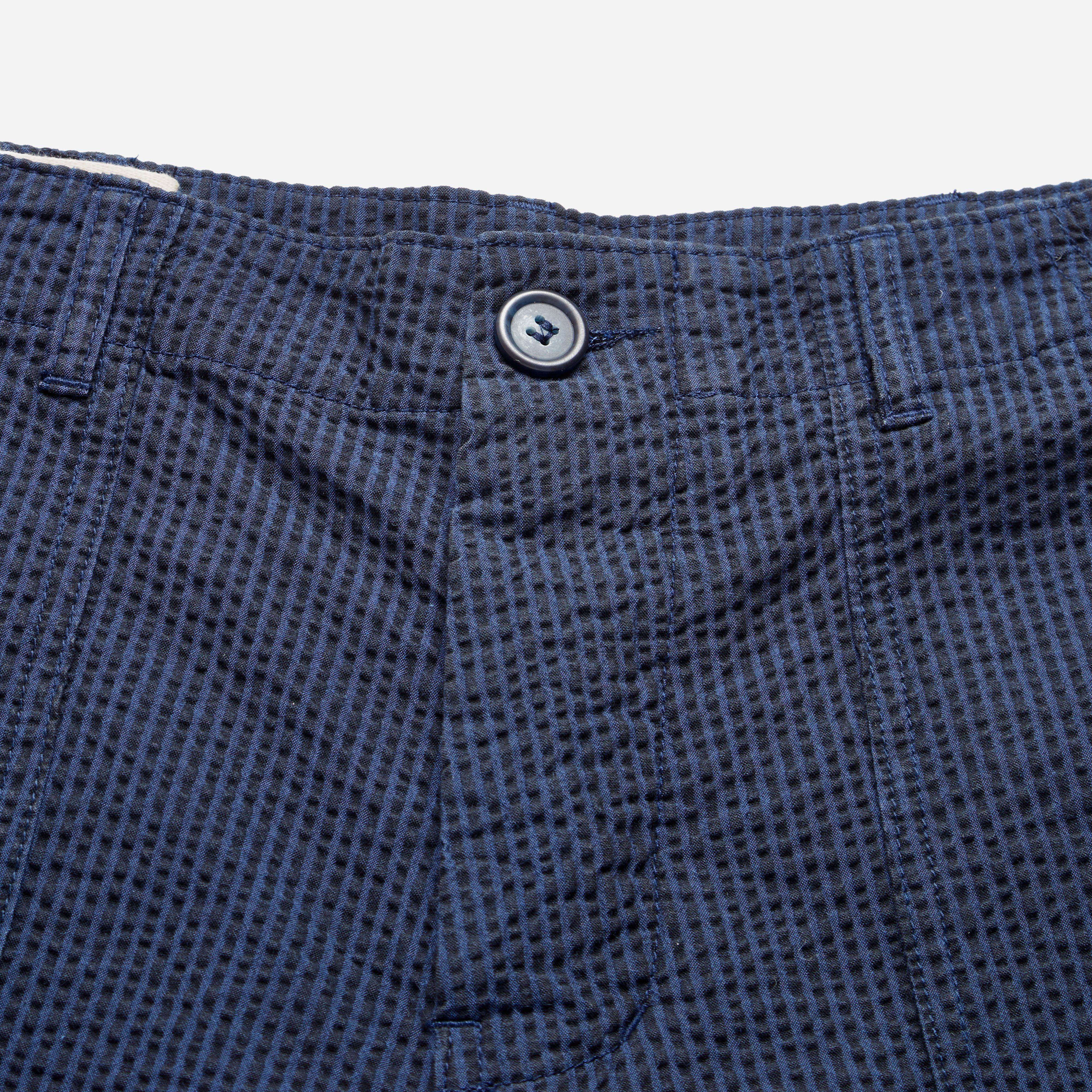 Bleu De Paname Fatigue Shorts