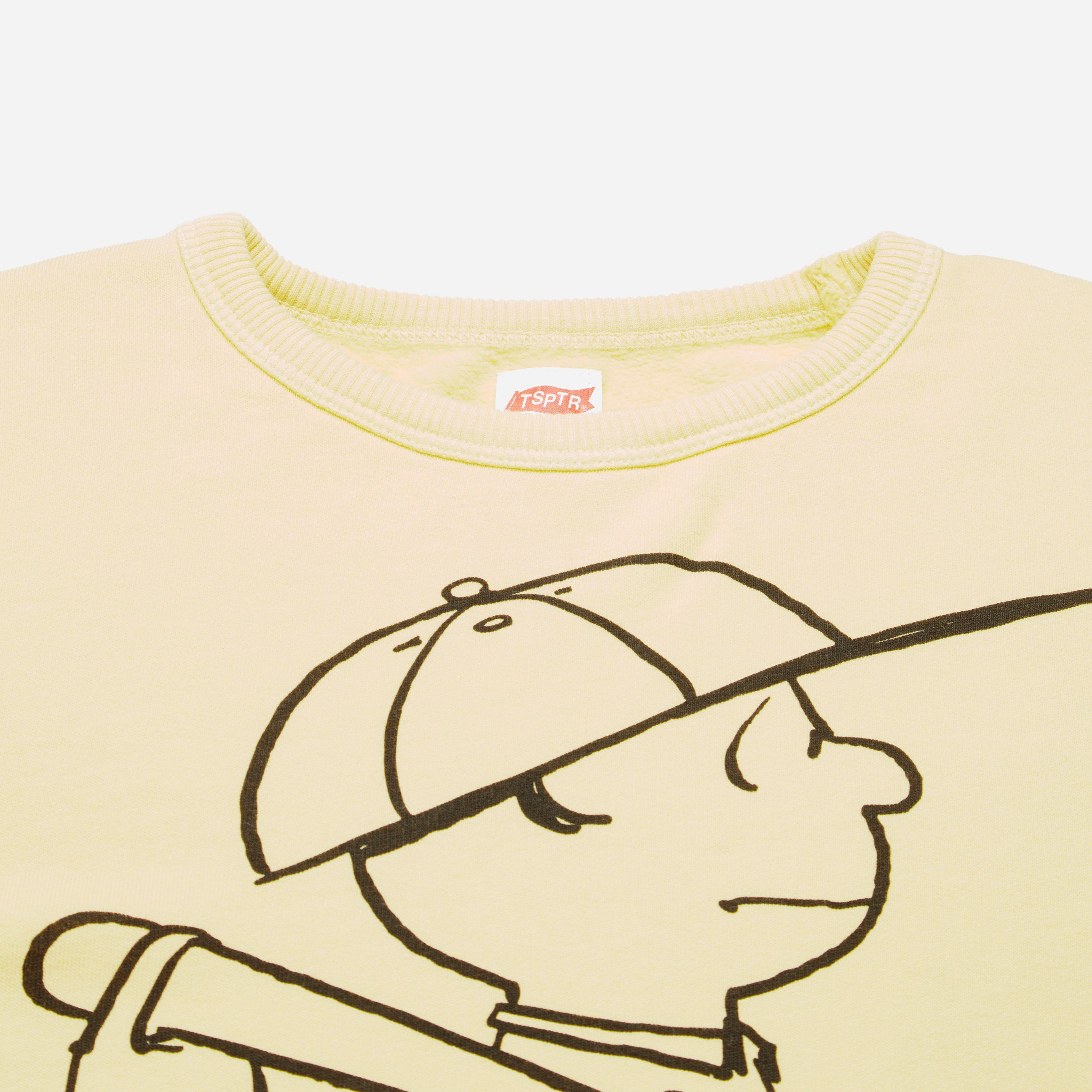 TSPTR Charlie Brown Sweatshirt