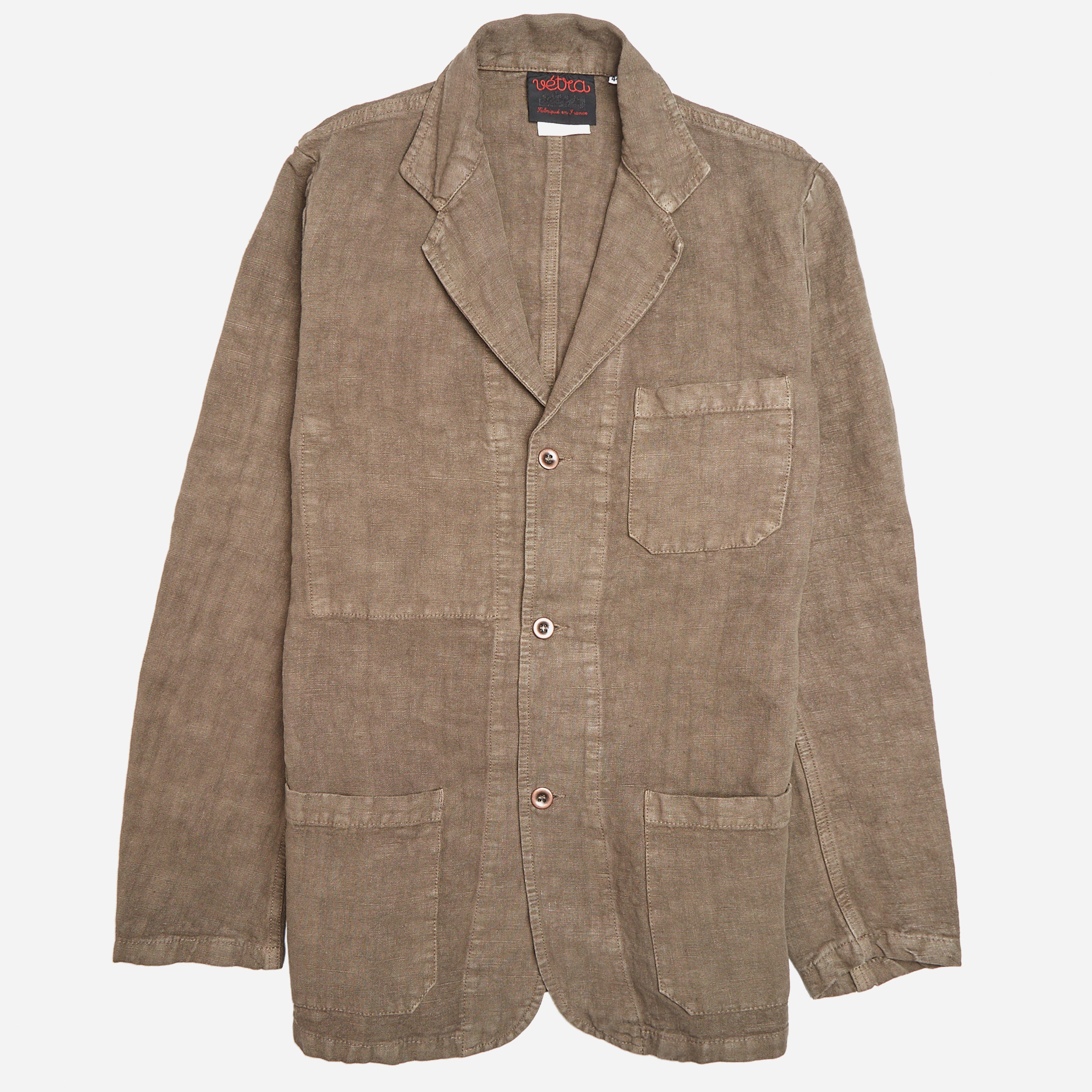 Vetra 24 Heavy Linen Blazer
