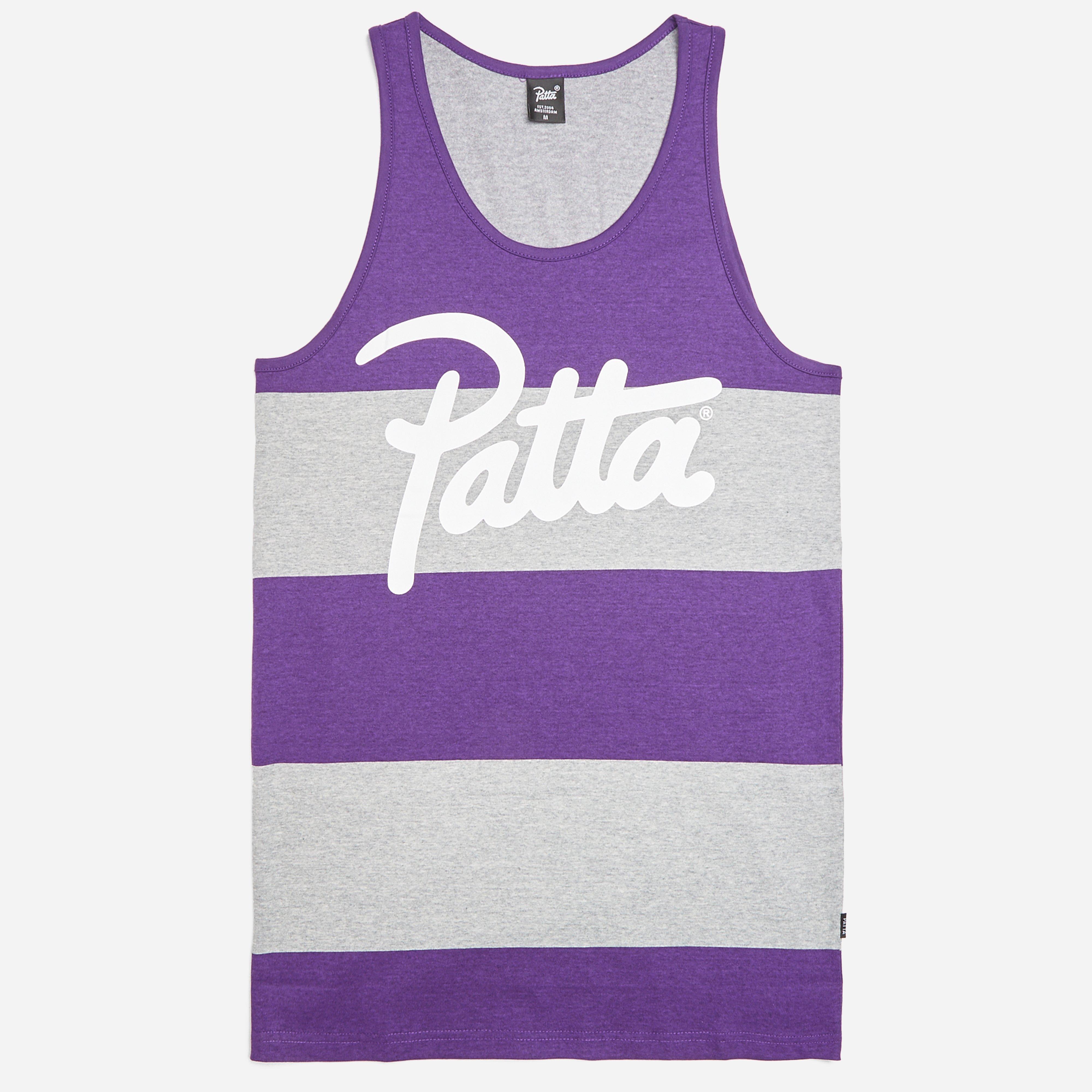 Patta Script Logo Tanktop