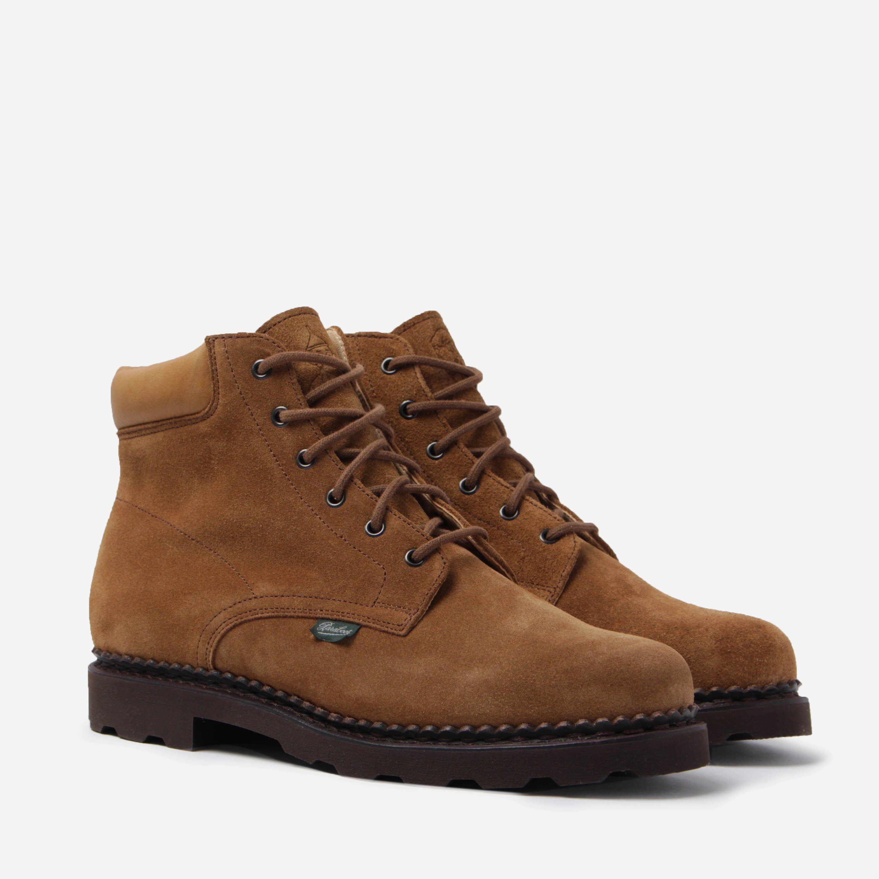 Arpenteur x Paraboot Suede Leather Boot