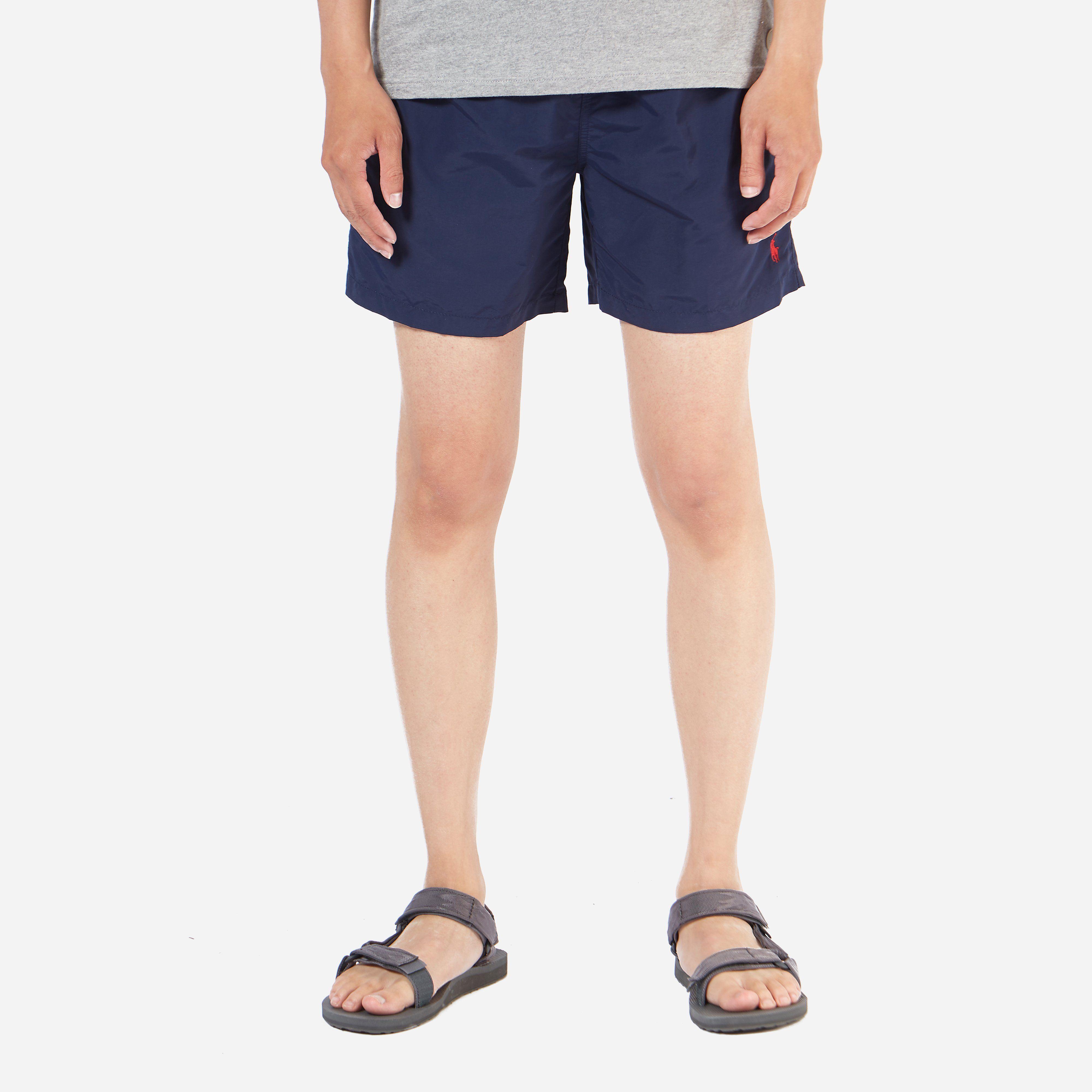 Polo Ralph Lauren Traveler Swim Shorts Blue