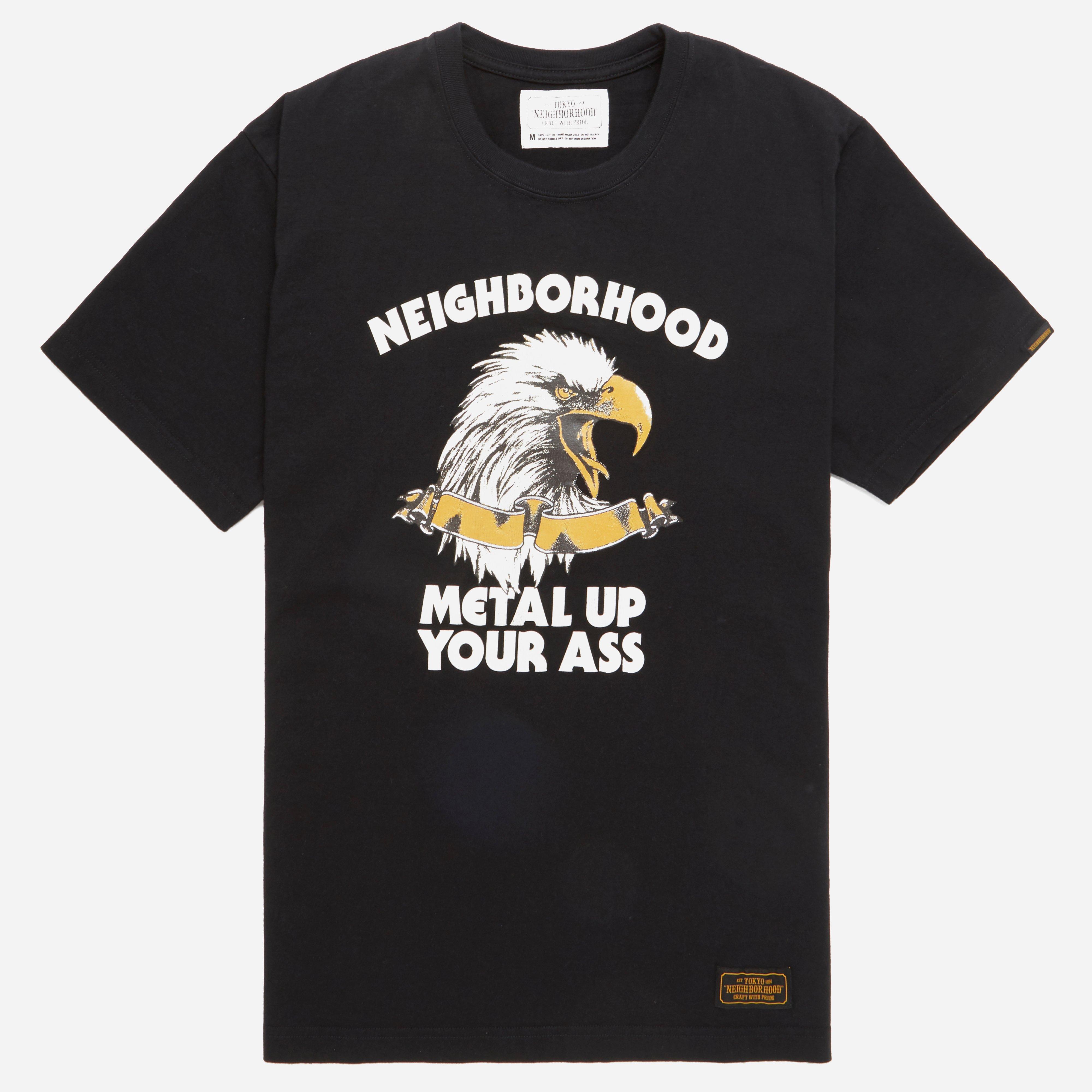Neighborhood Metal T-shirt