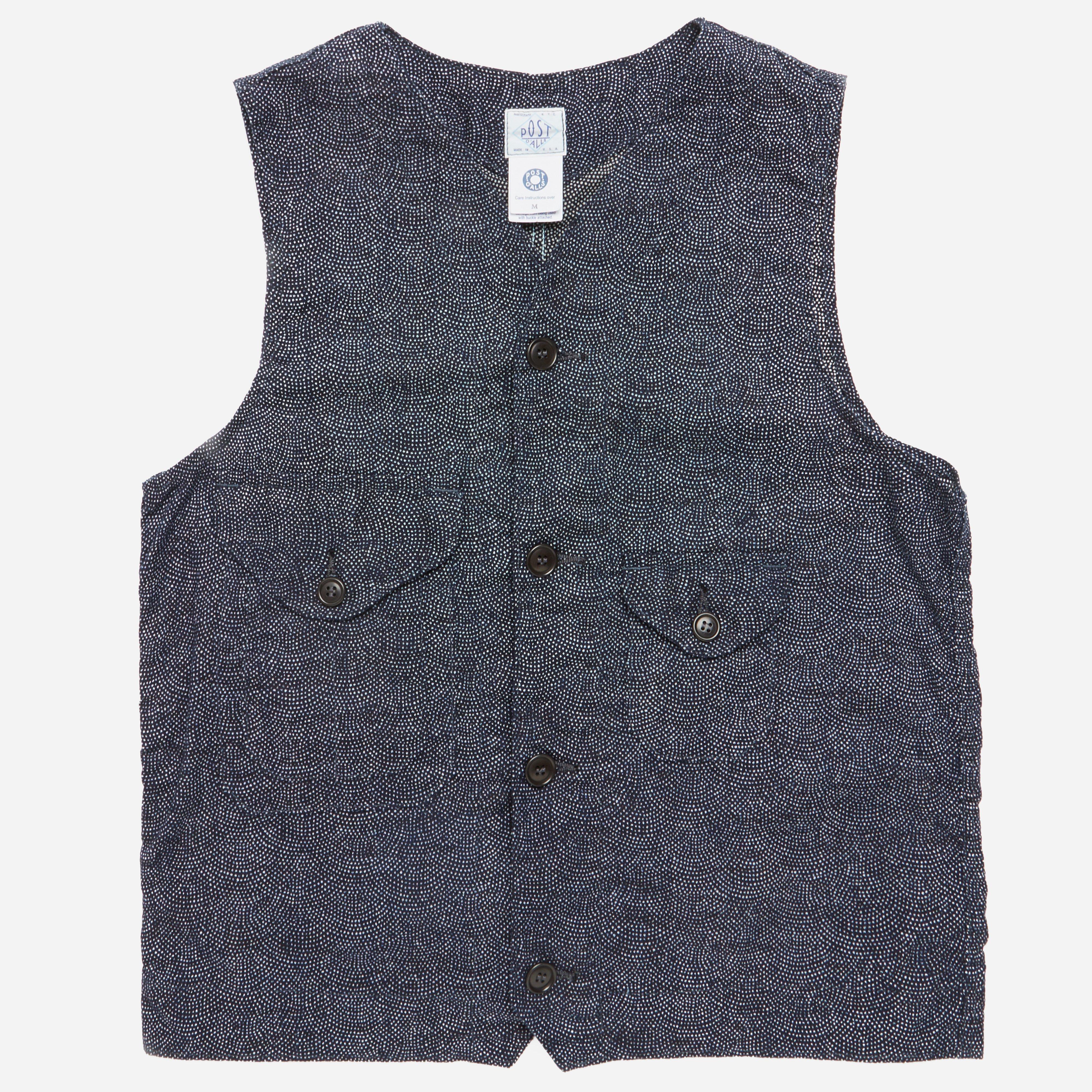 Post Overalls Cruzer Vest 2