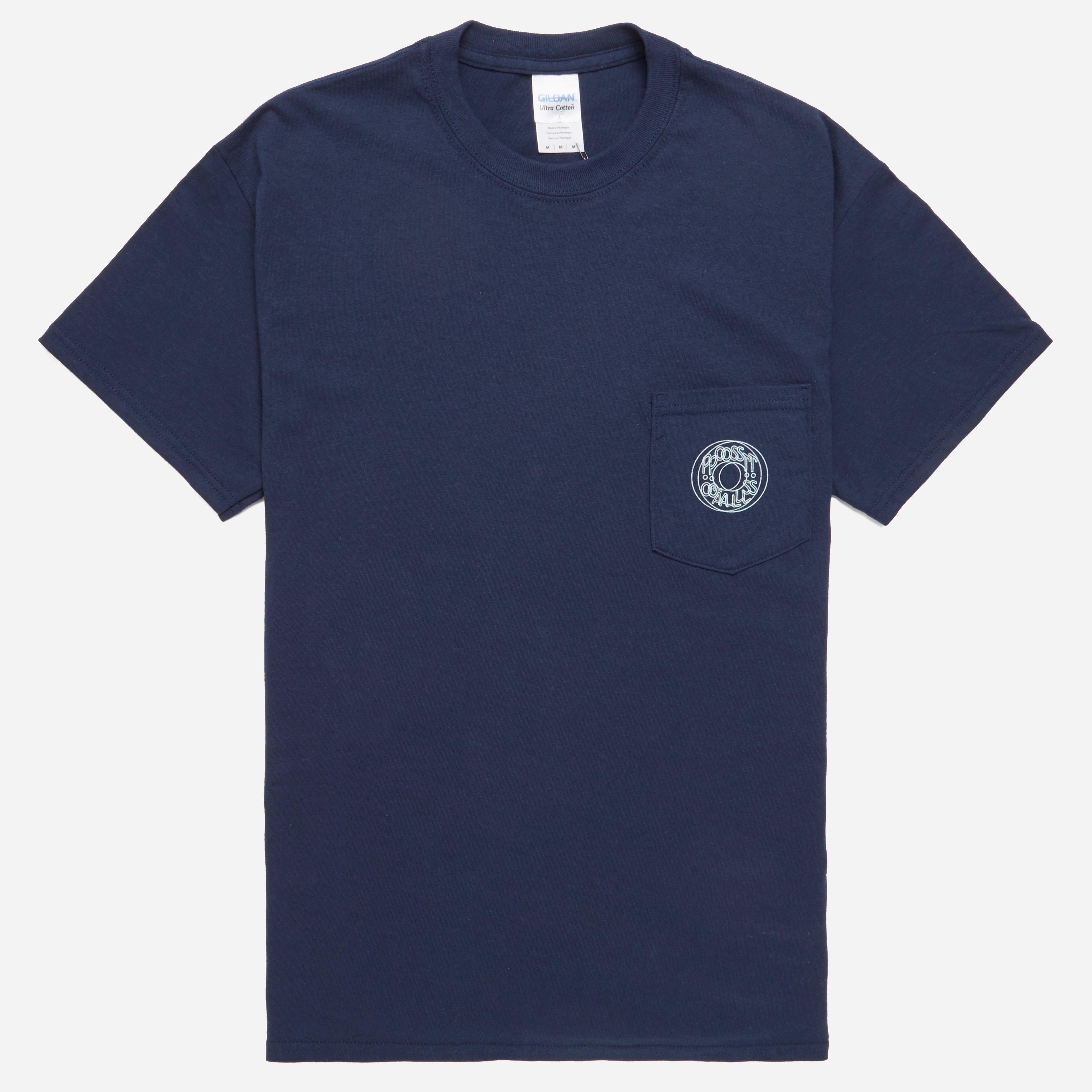 Post Overalls ESS Pocket T-shirt