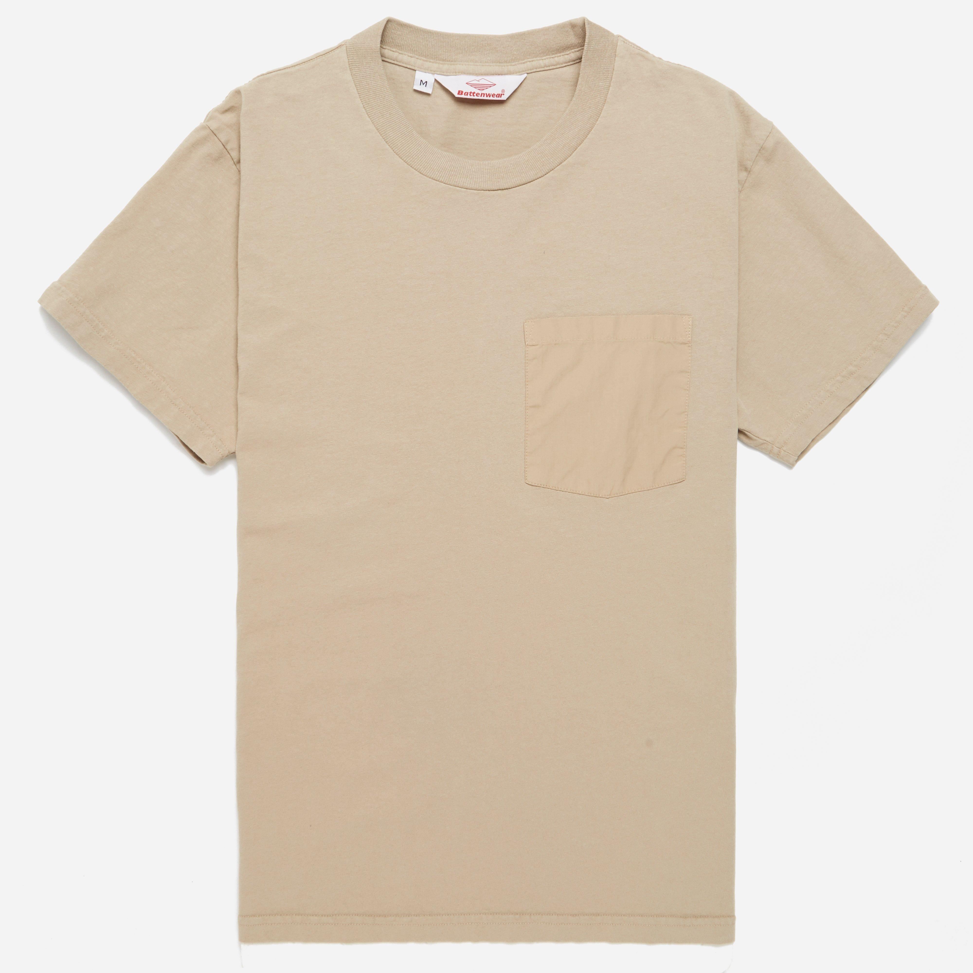 Battenwear Pocket T-shirt