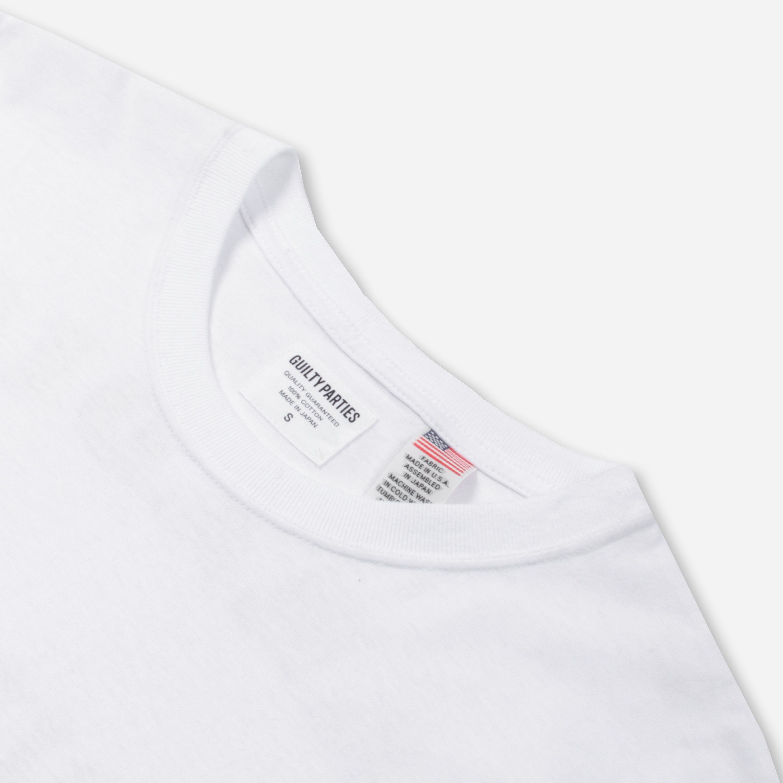 Wacko Maria Over Size Crew T-shirt