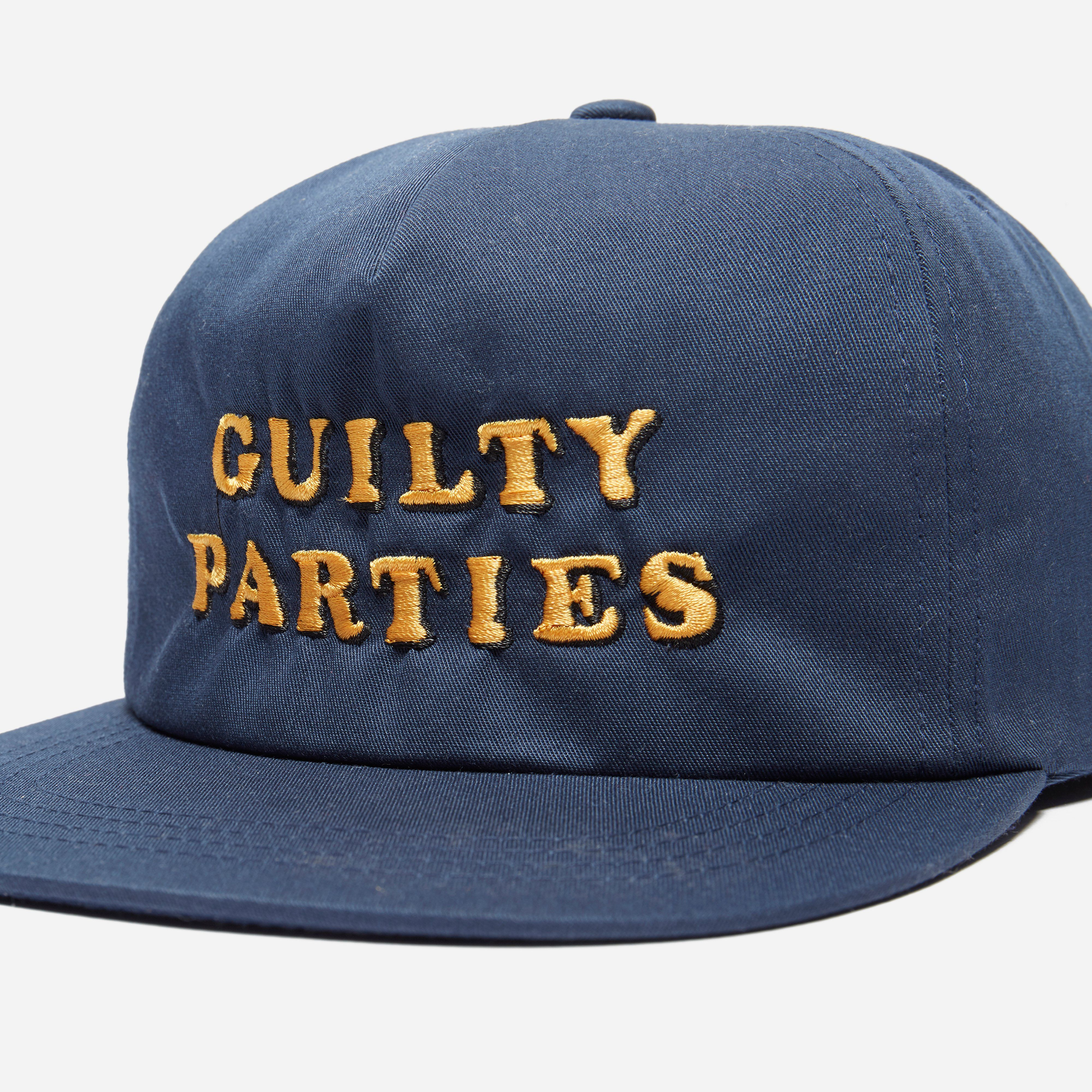 Wacko Maria Guilty Parties Cap