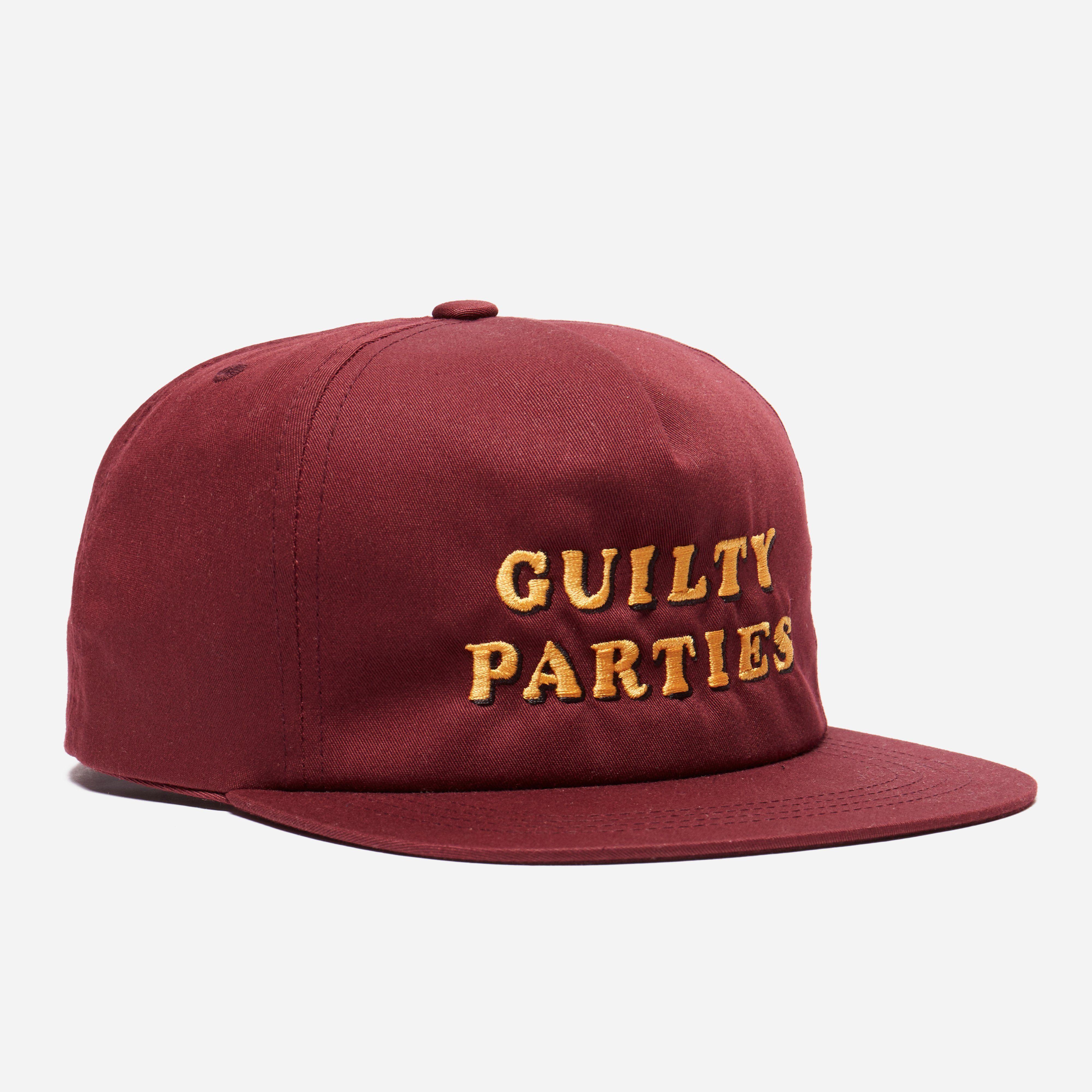 Wacko Maria Guilty Parties Cap