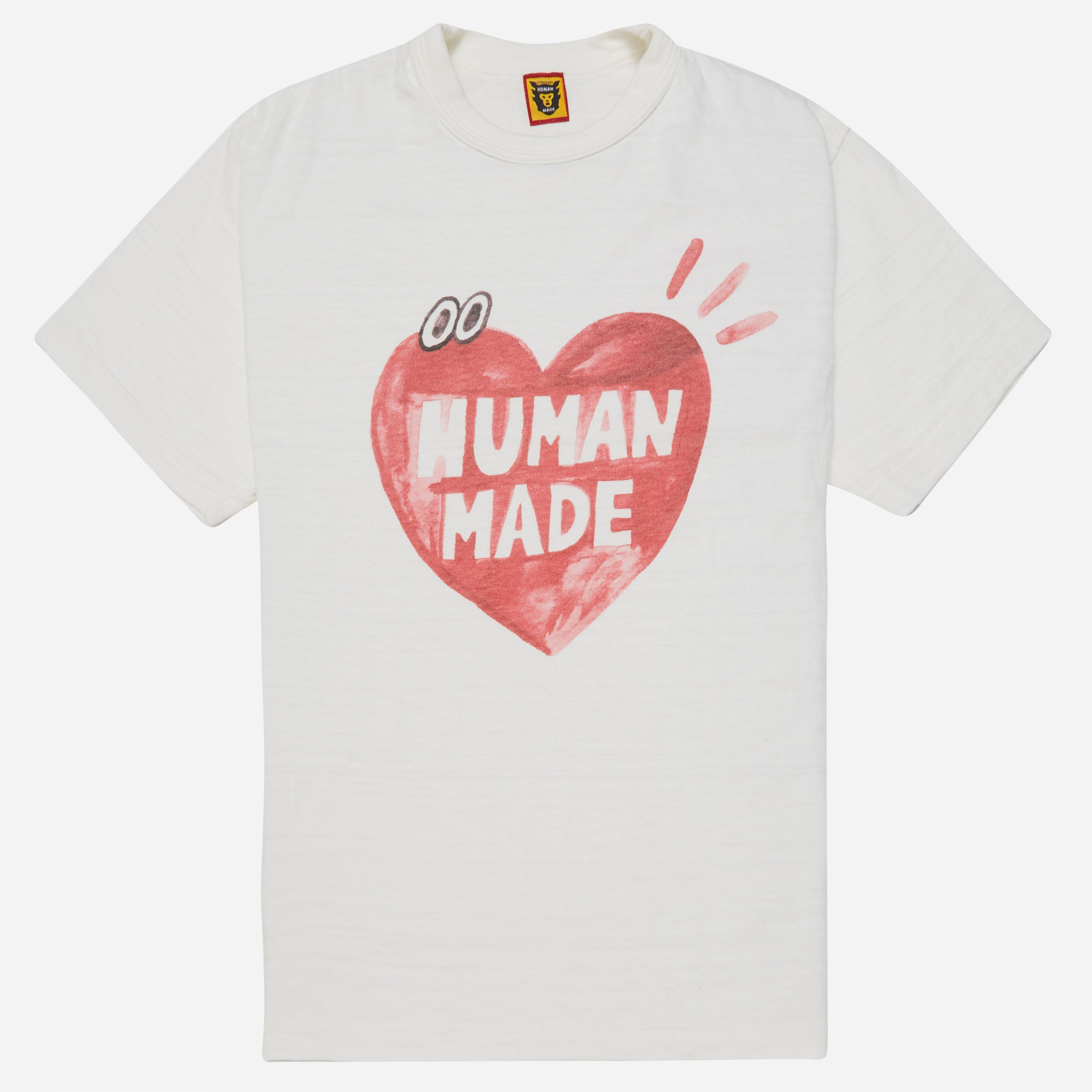Human Made Heart Tee