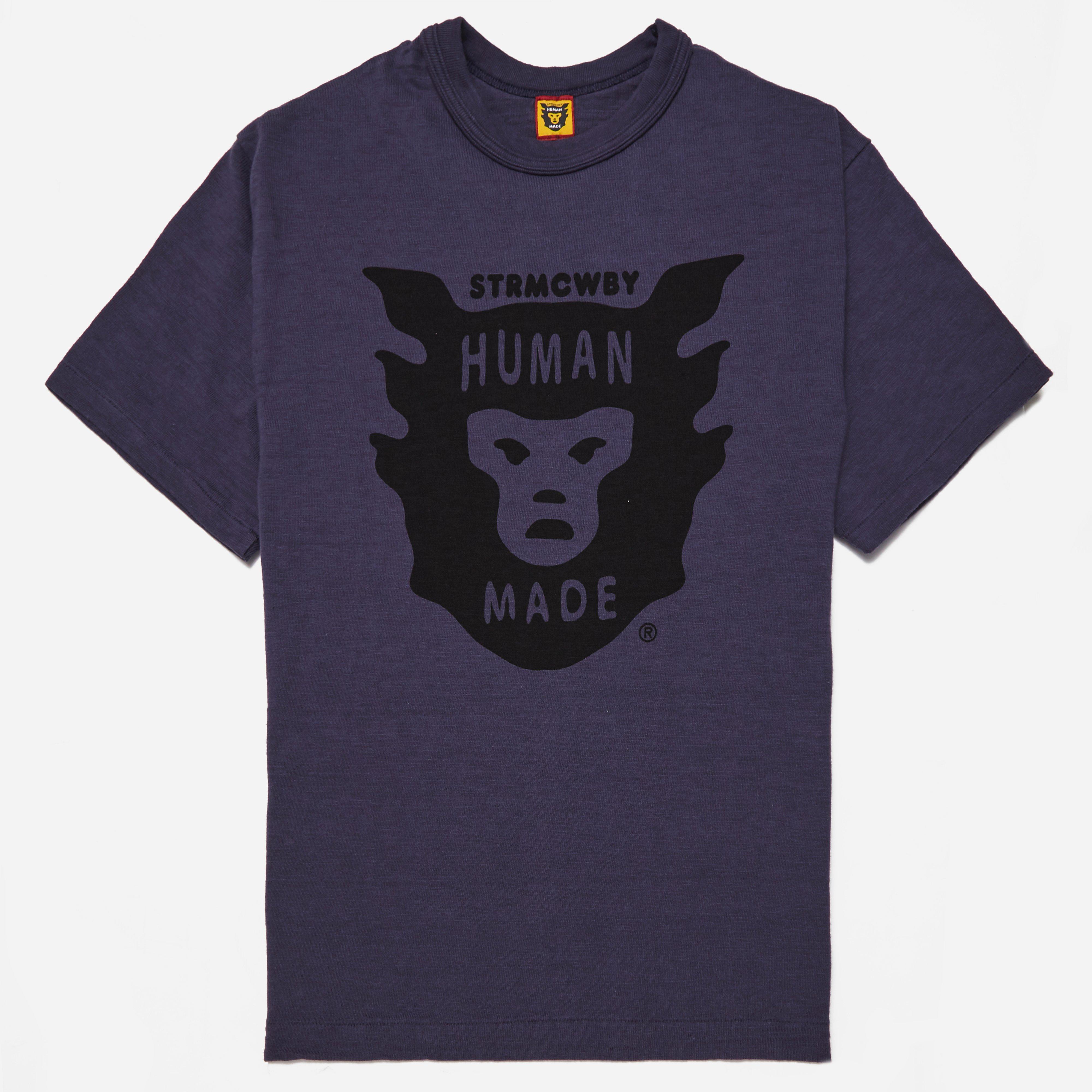 Human Made STRMCWBY Logo Tee