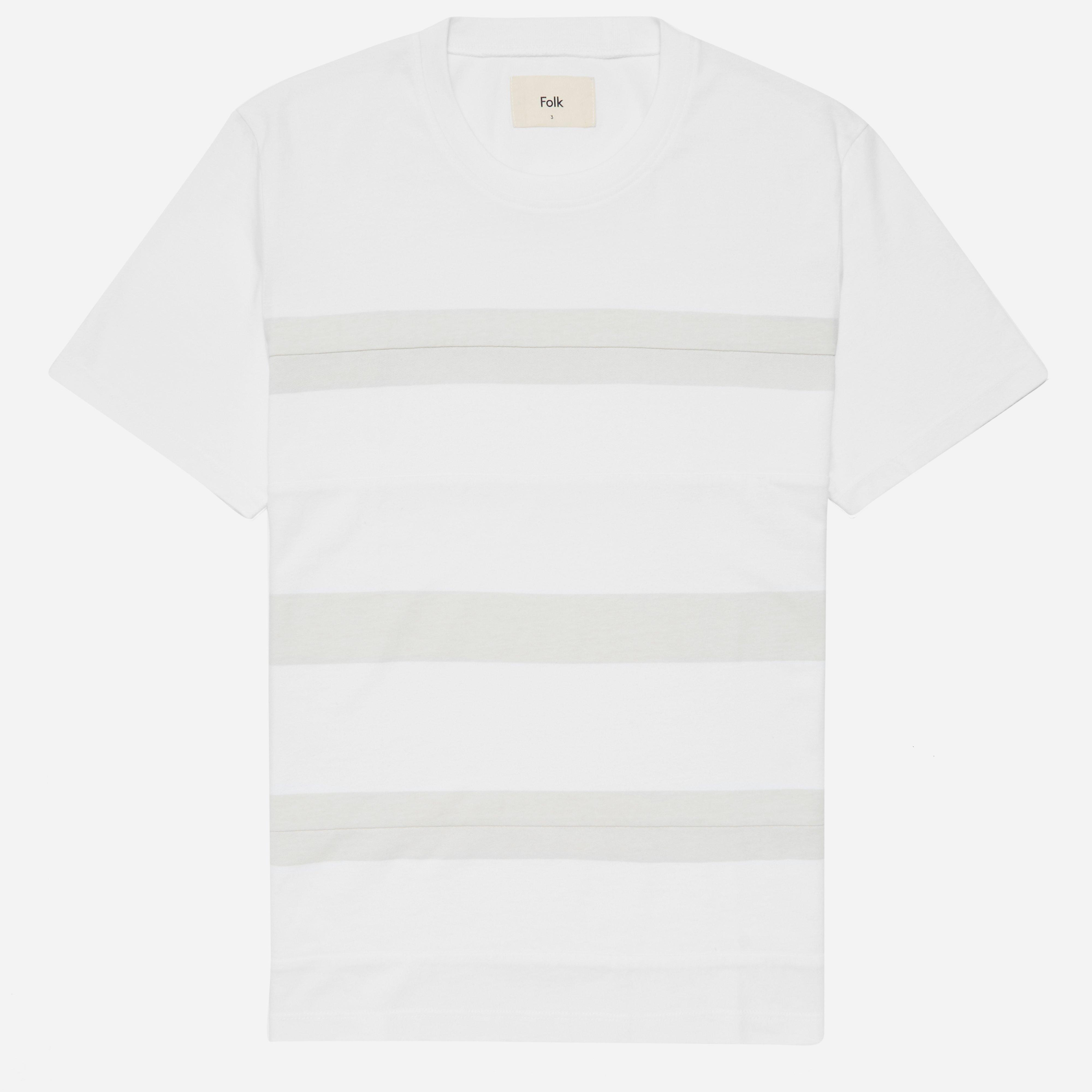 Folk Overlap T-shirt