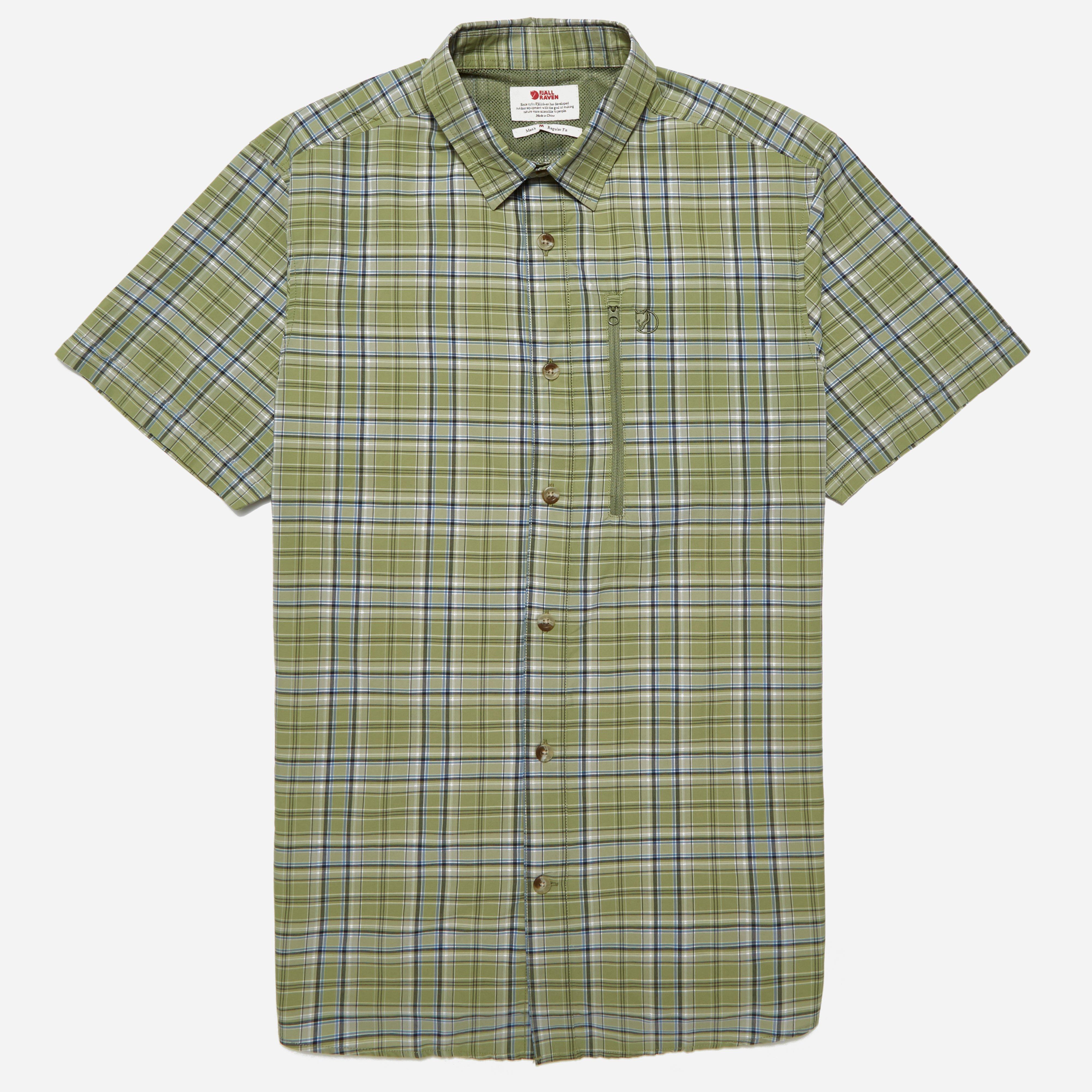Fjallraven Abisko Short Sleeve Hike Shirt