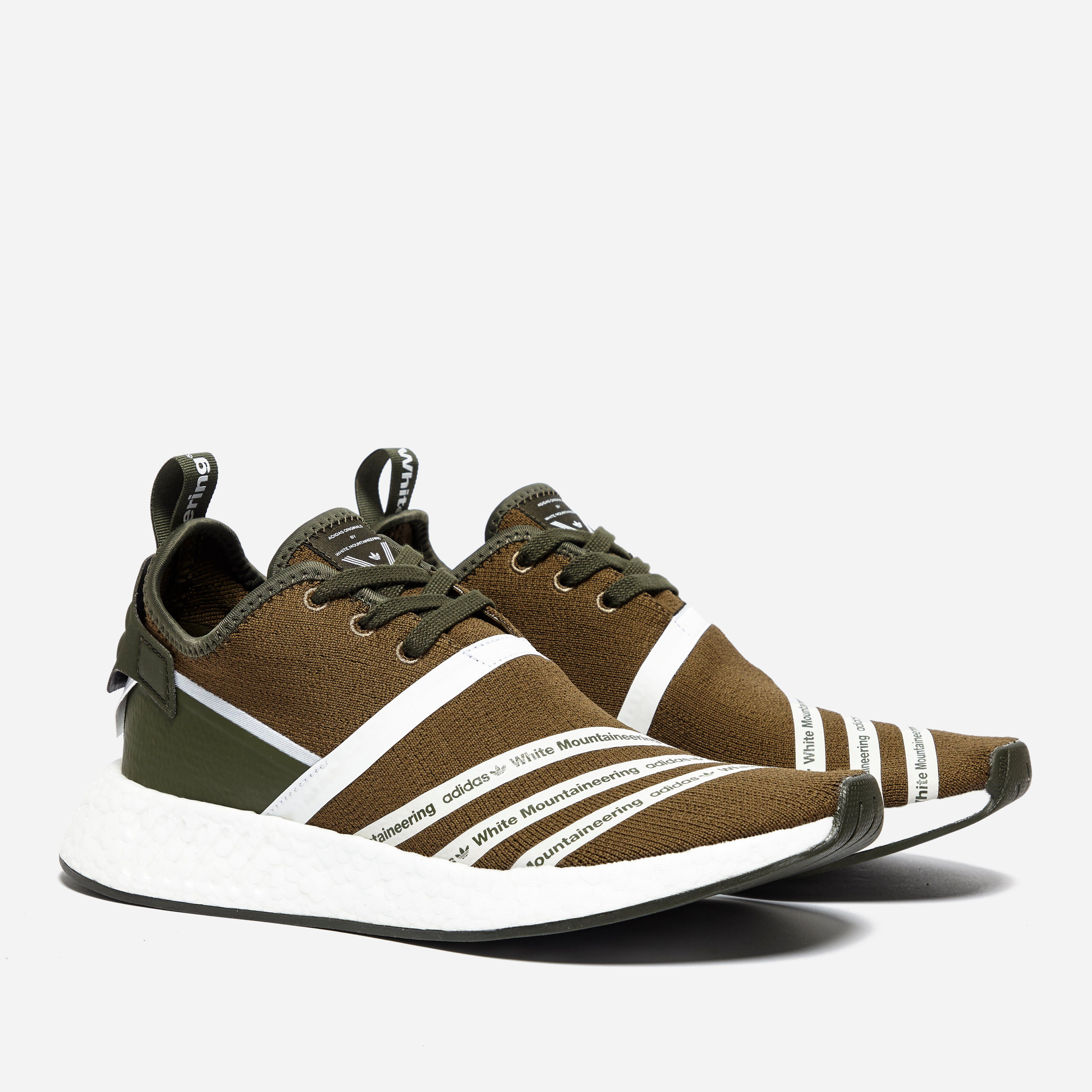adidas Originals X White Mountaineering NMD R2 PK