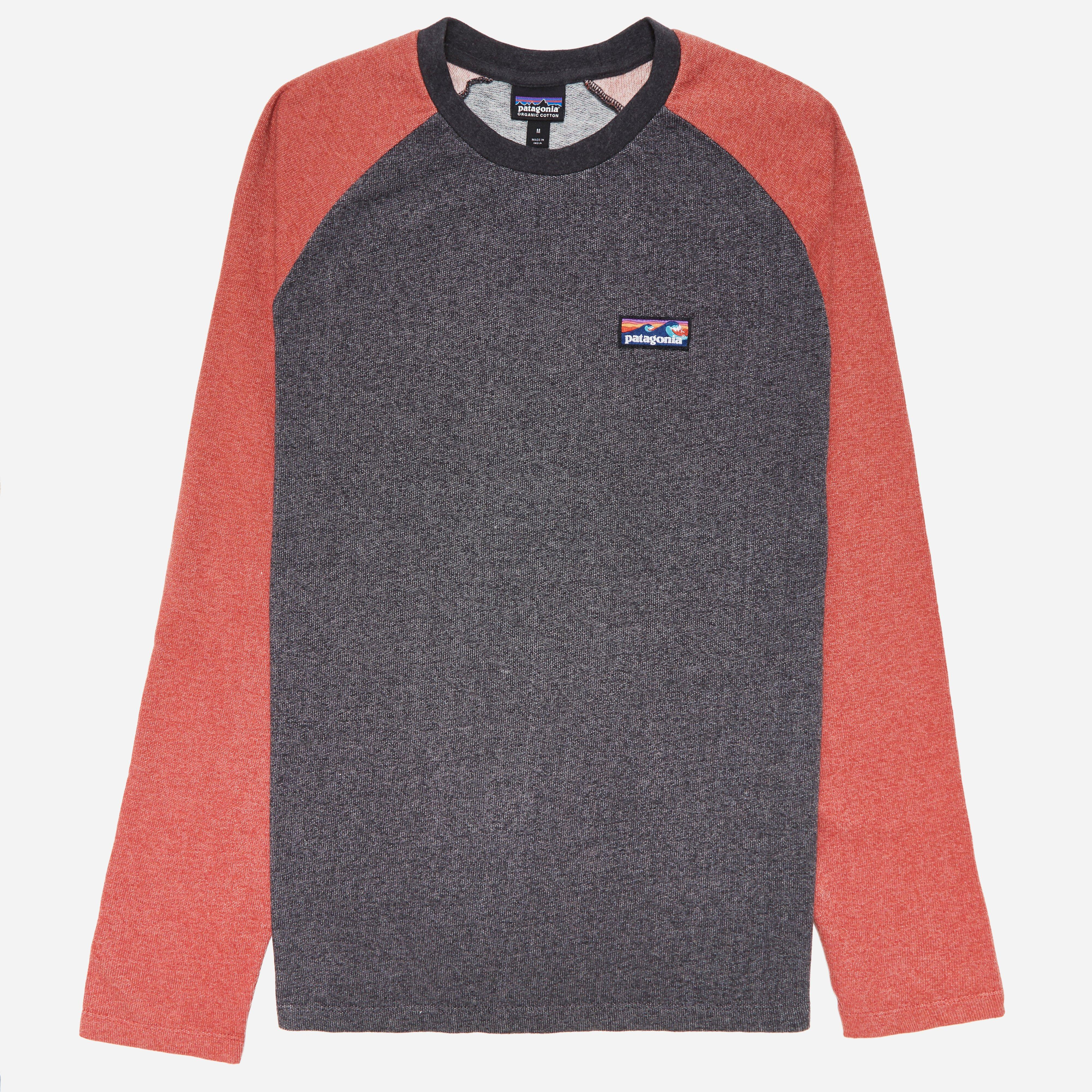 Patagonia Board Short Label LW Crew Sweatshirt
