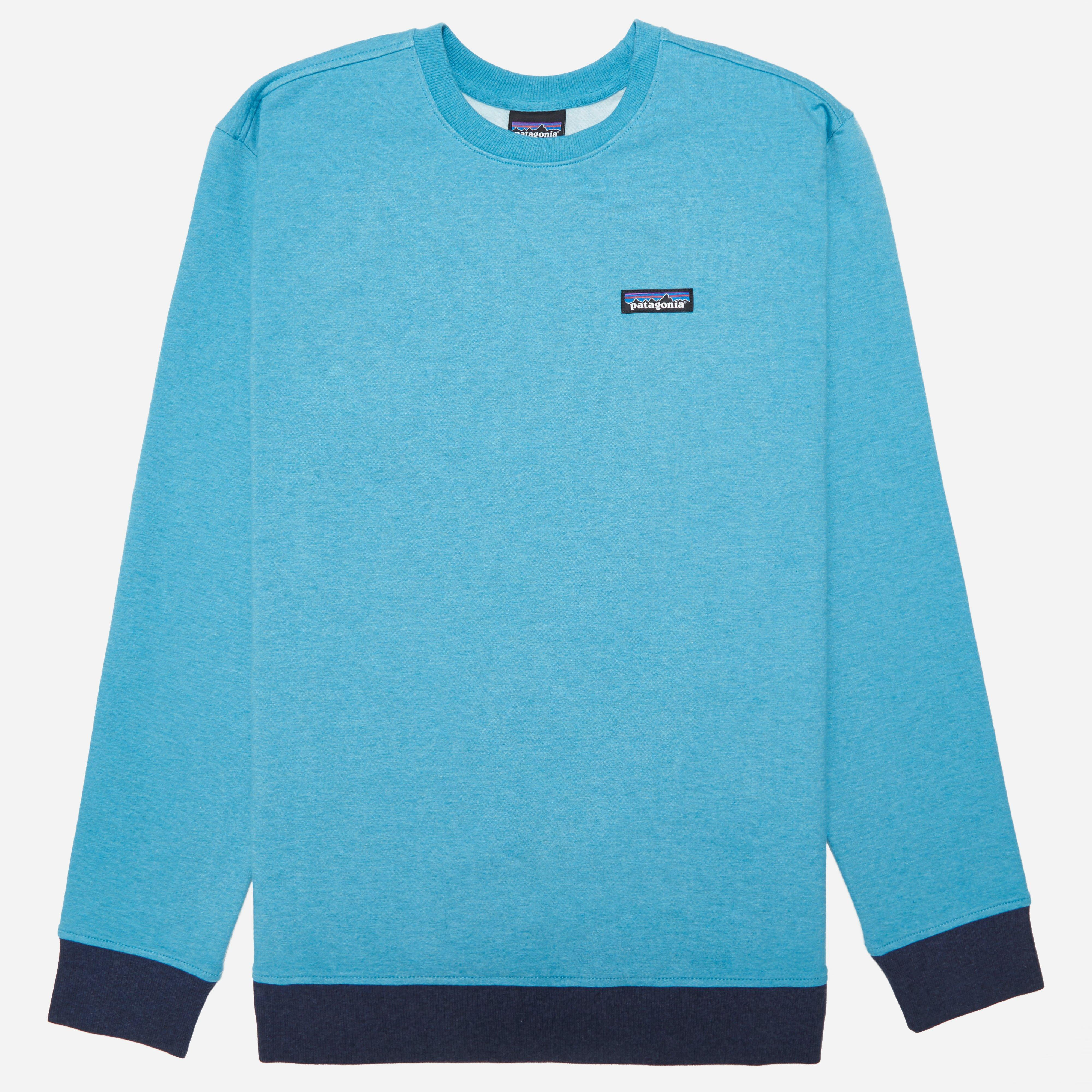 Patagonia P6 Label MW Crew Sweatshirt