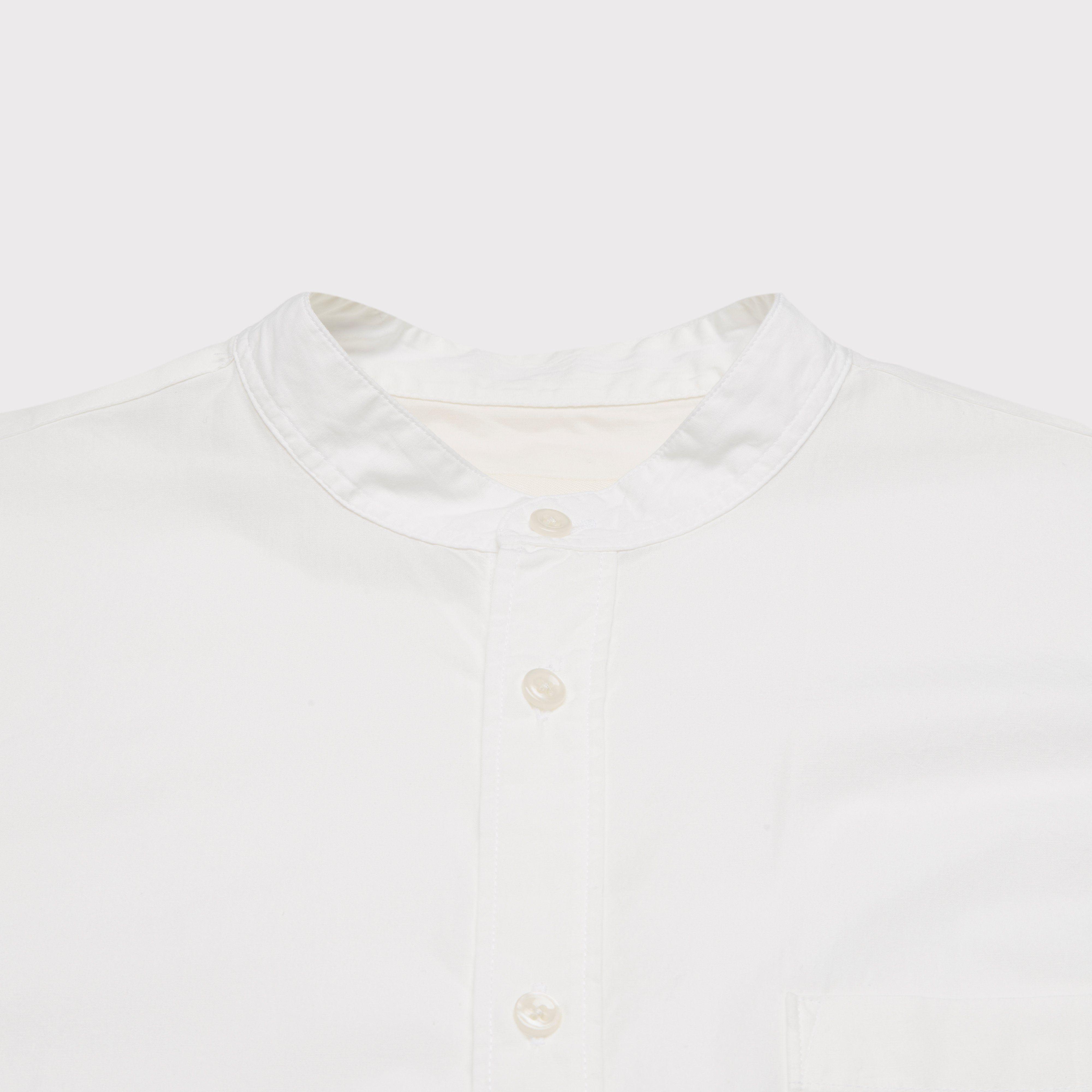 Universal Works Poplin Stoke Shirt
