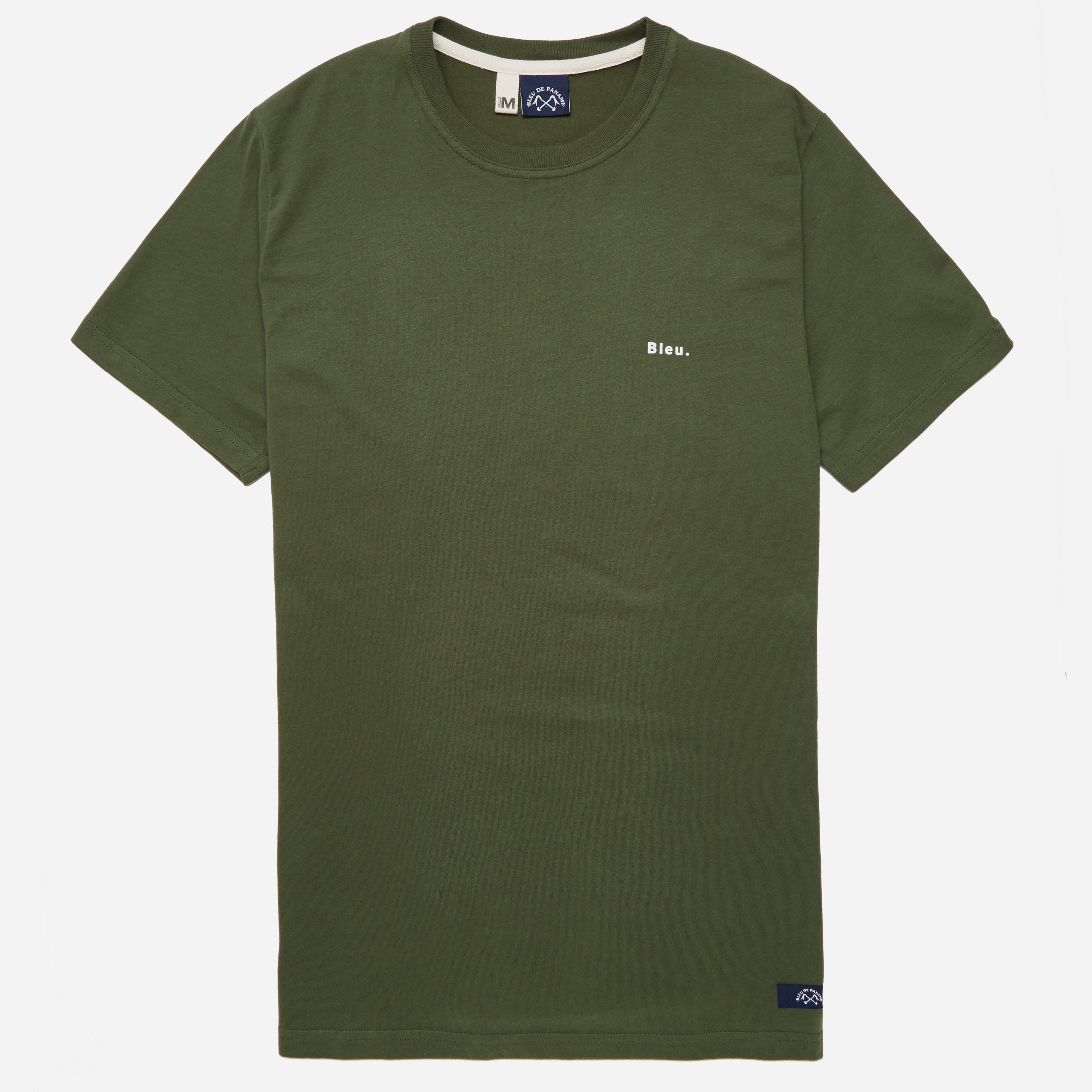 Bleu De Paname Small Bleu T-shirt