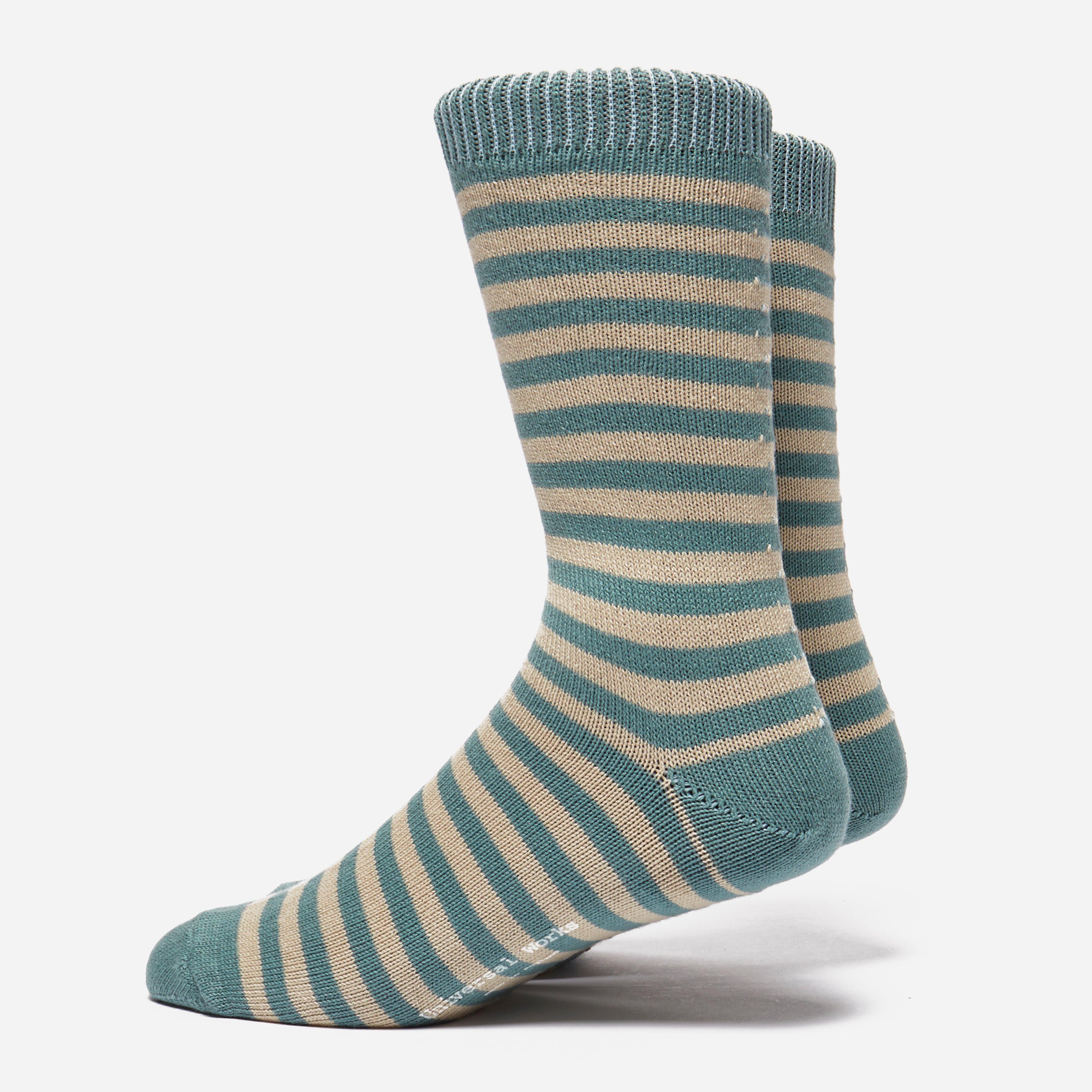 Universal Works Stripe Socks
