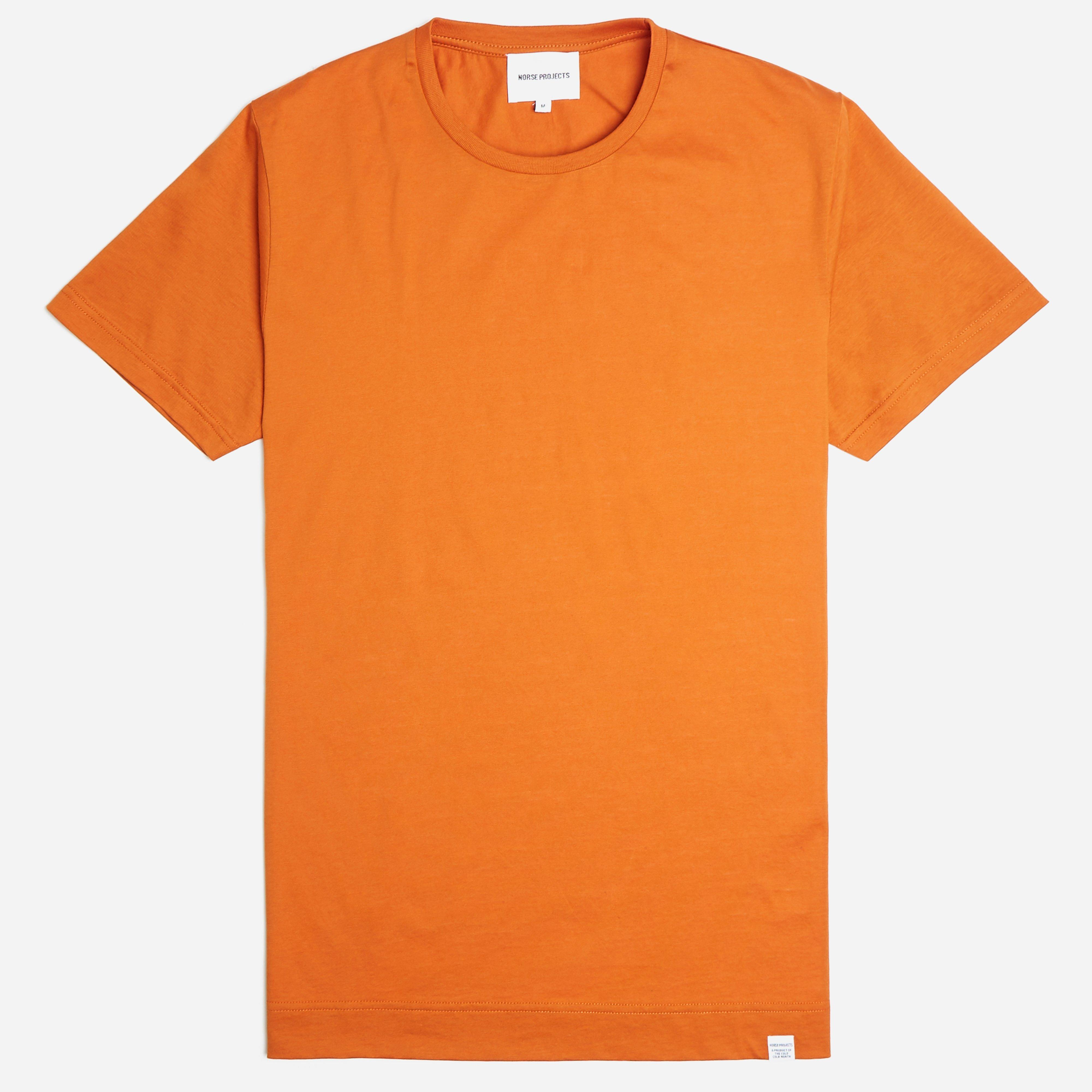 Norse Projects Esben Mecerized T-shirt