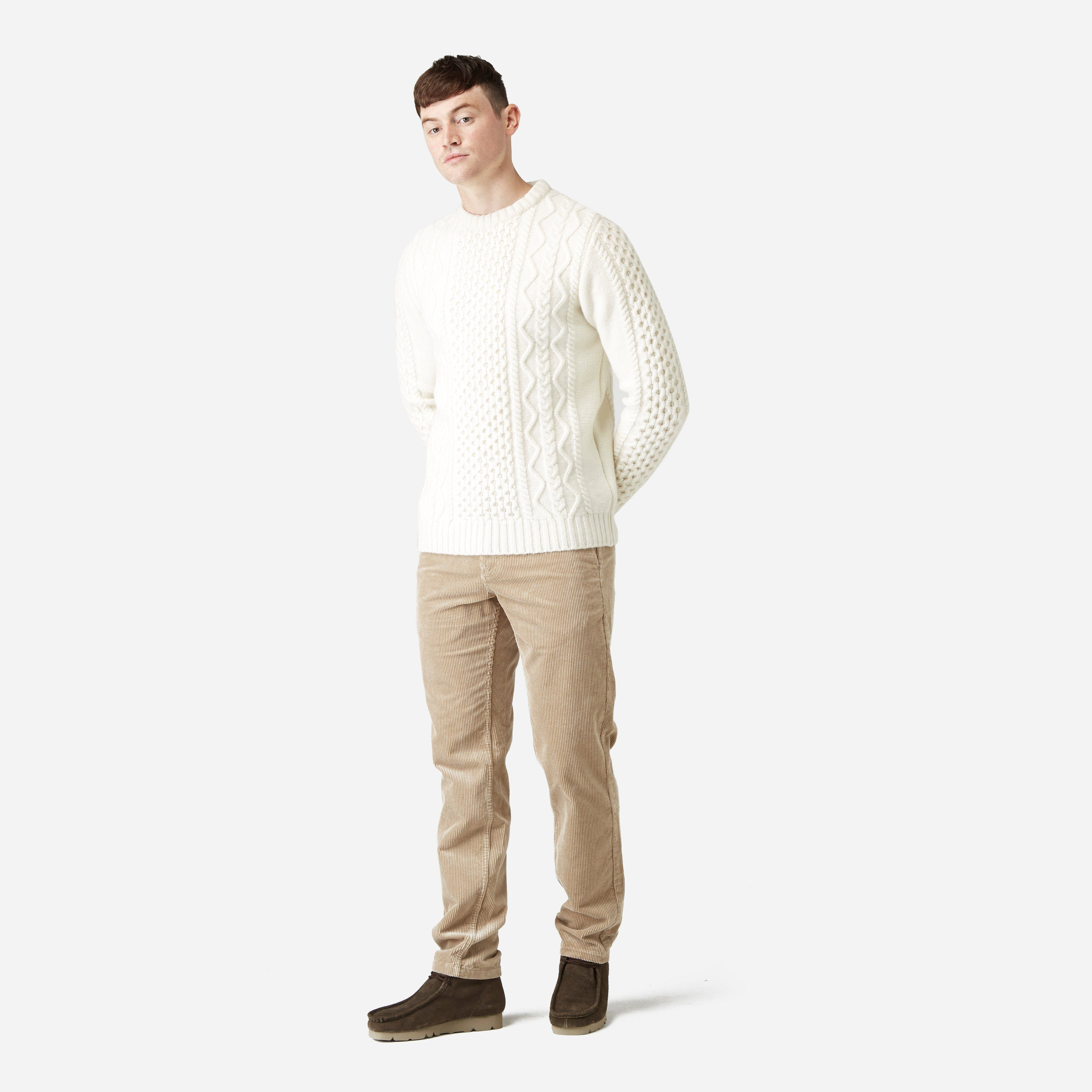Norse Projects Aros Corduroy Trousers