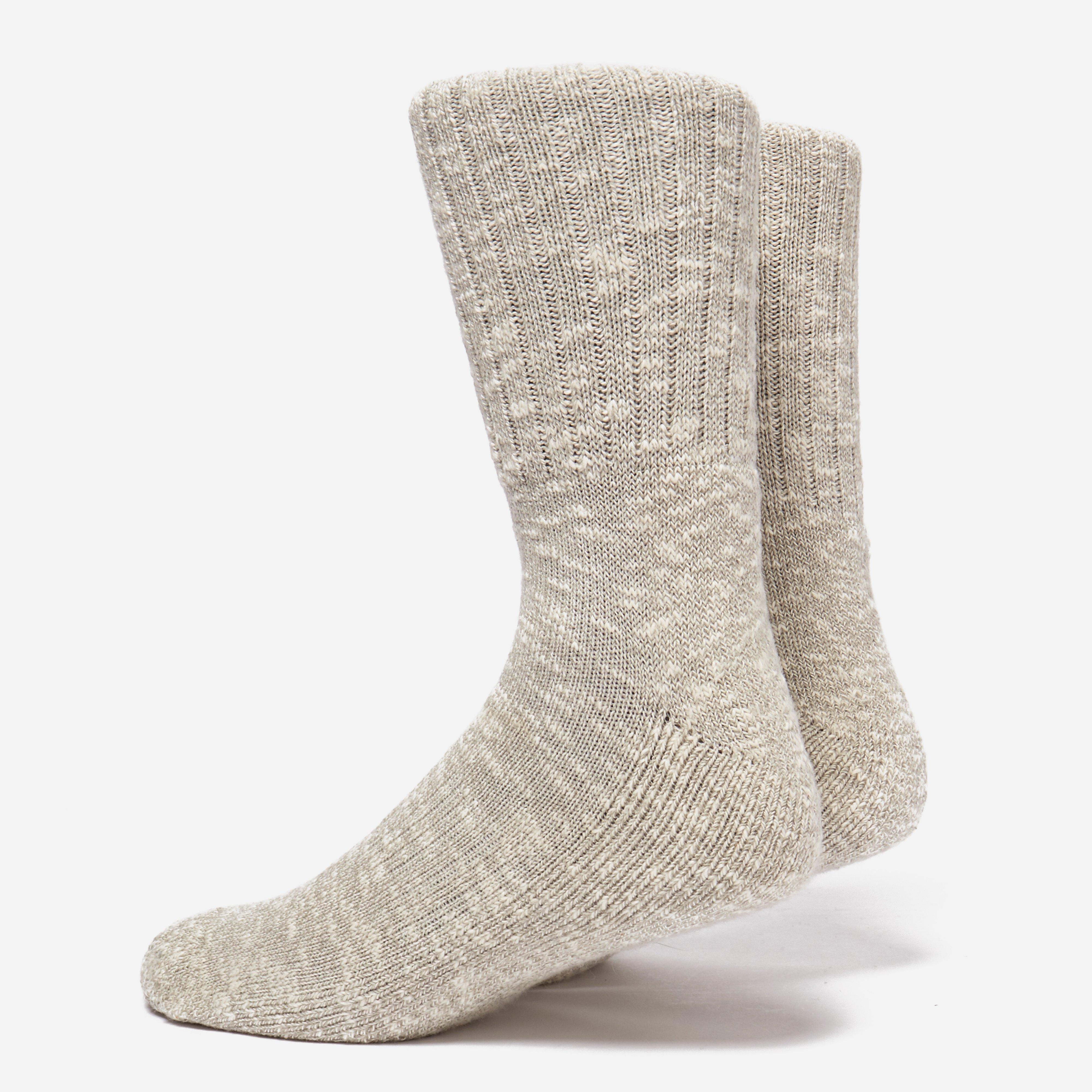 Norse Projects Ebbe Melange Rib Socks