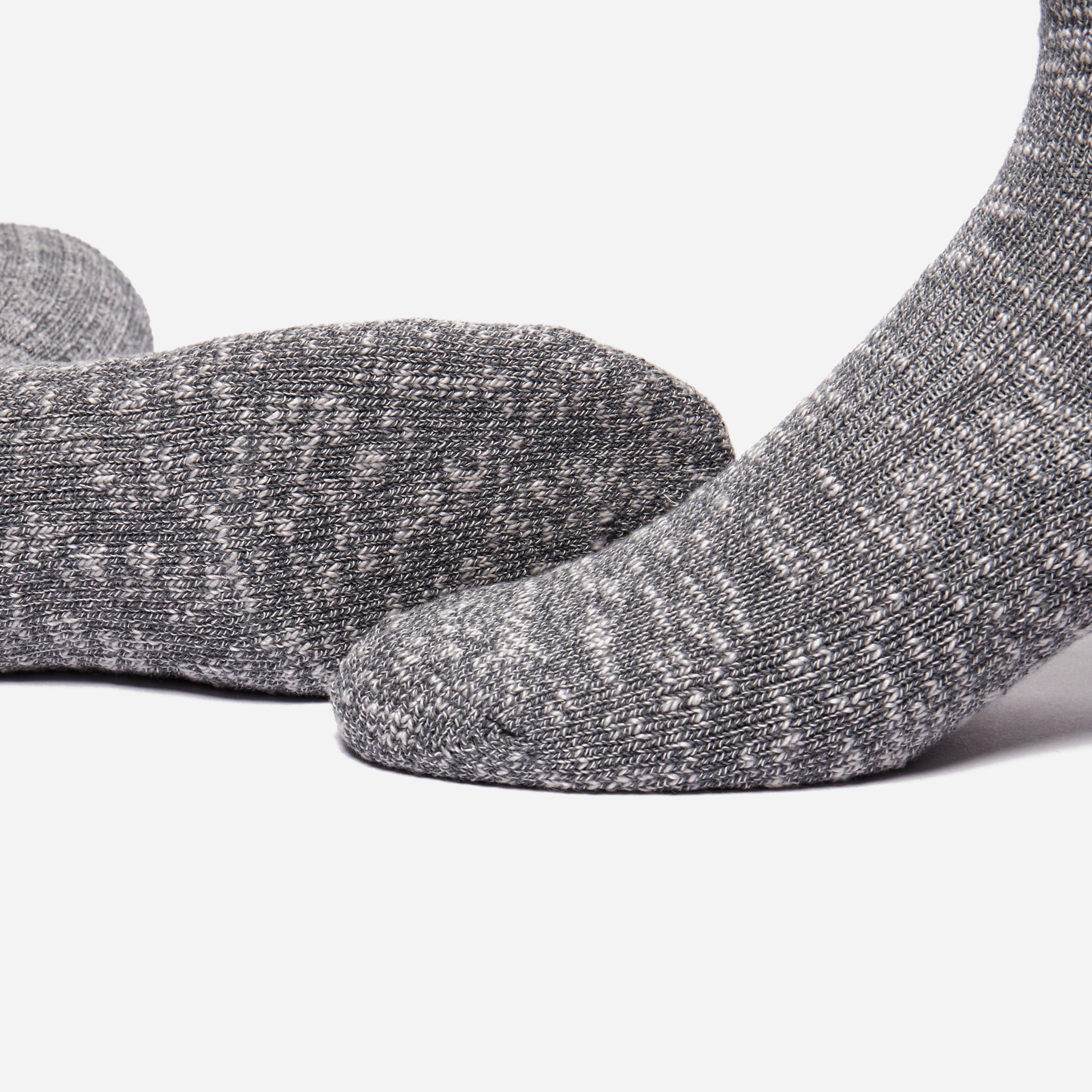 Norse Projects Ebbe Melange Rib Socks