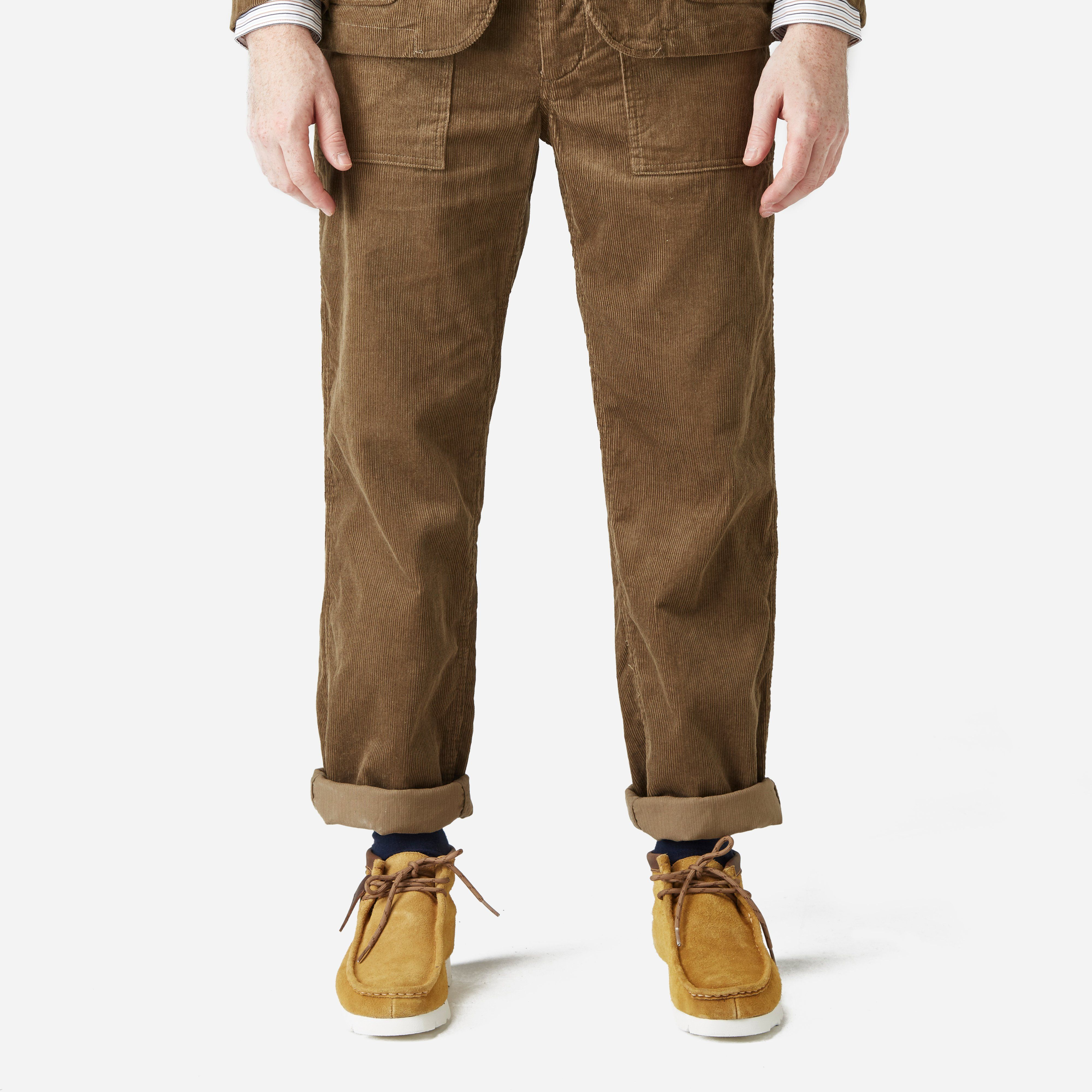 Engineered Garments Fatigue Pant - 11W Corduroy