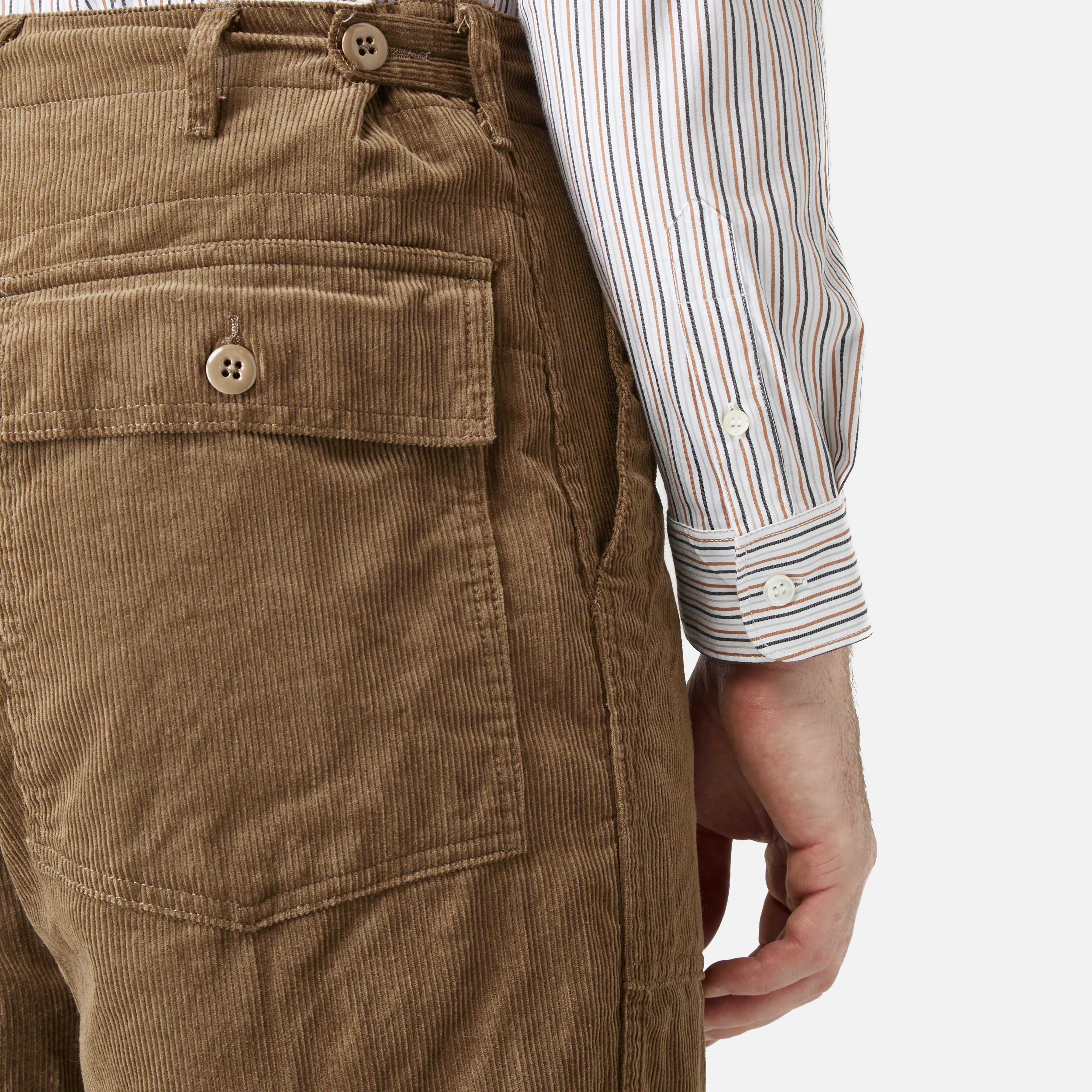 Engineered Garments Fatigue Pant - 11W Corduroy